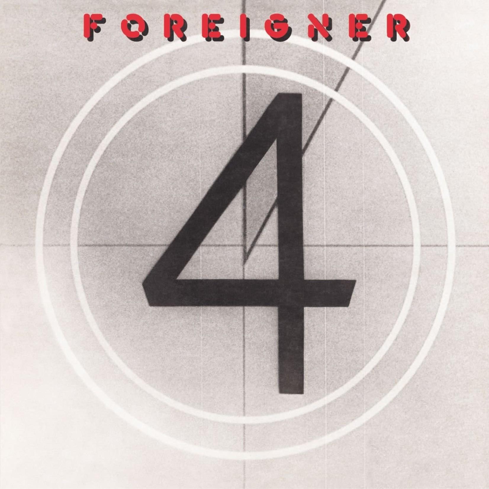 [Vintage] Foreigner: 4