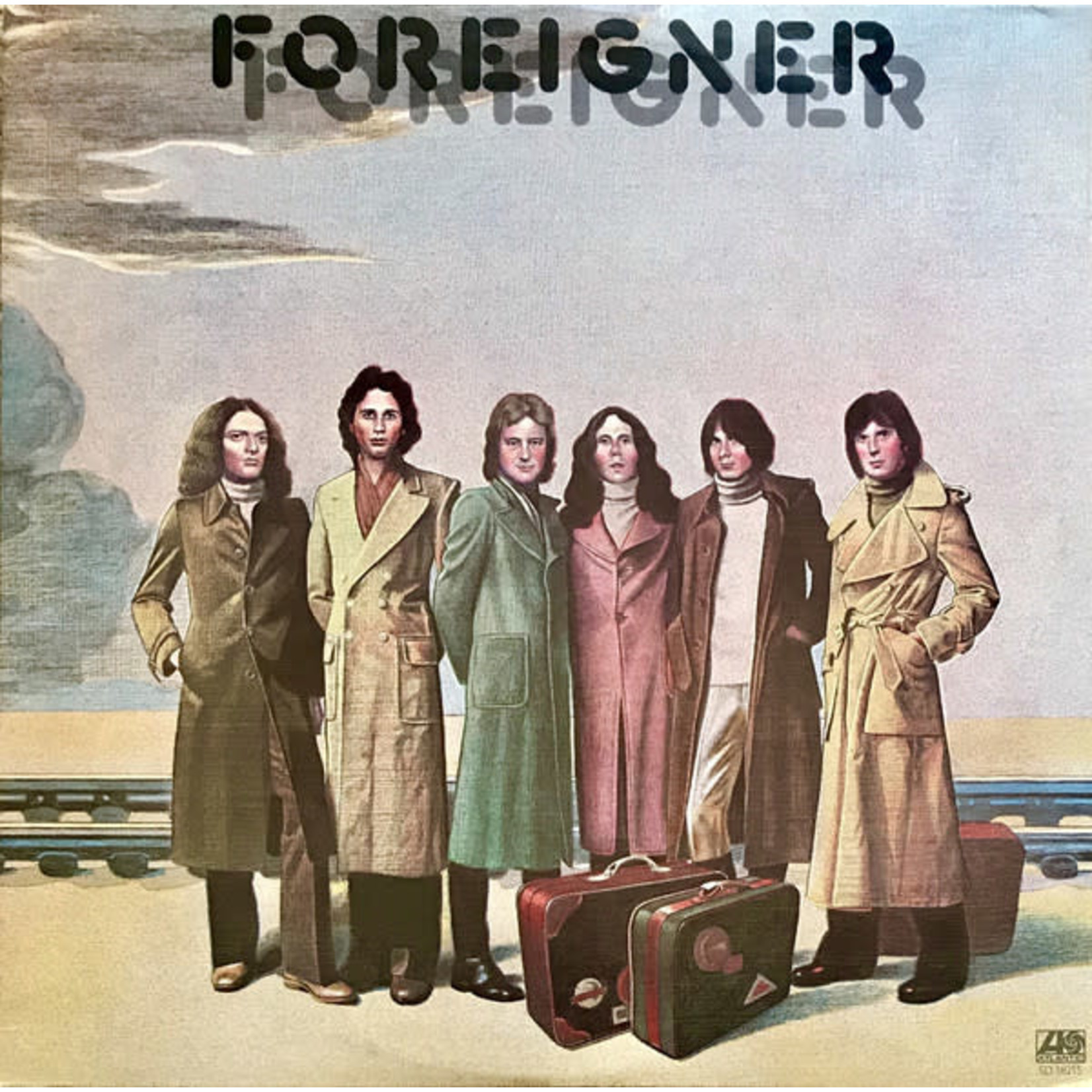 [Vintage] Foreigner: self-titled