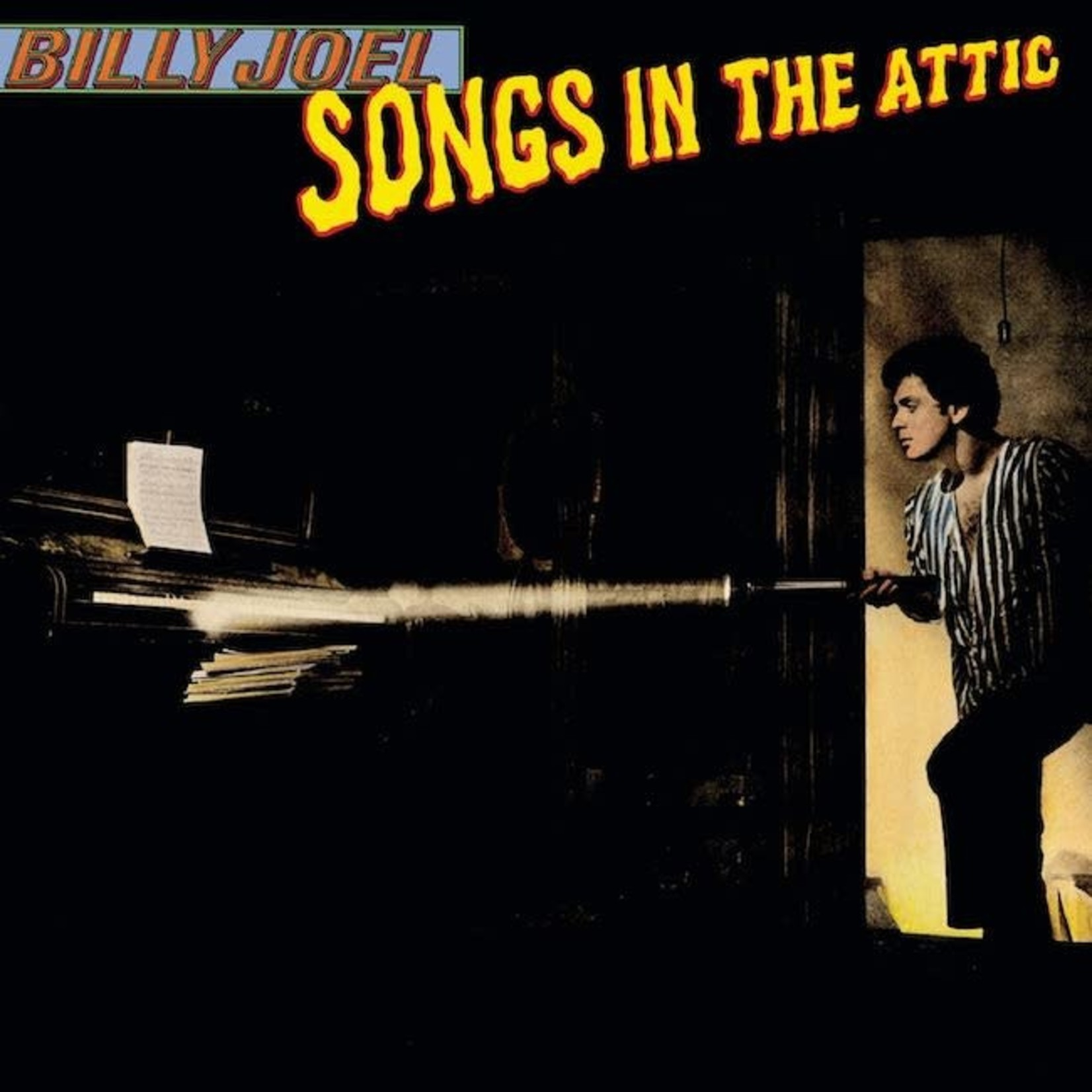 [Vintage] Joel, Billy: Songs in the Attic