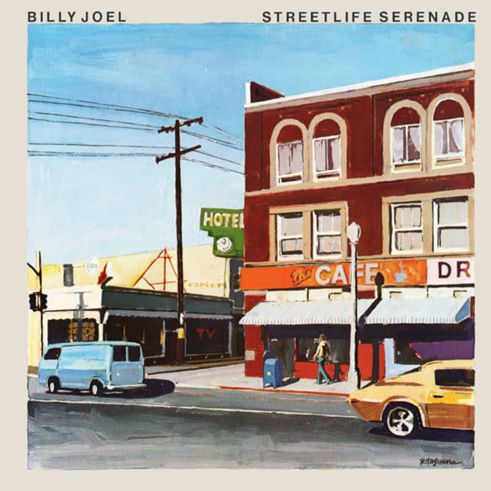 [Vintage] Joel, Billy: Streetlife Serenade