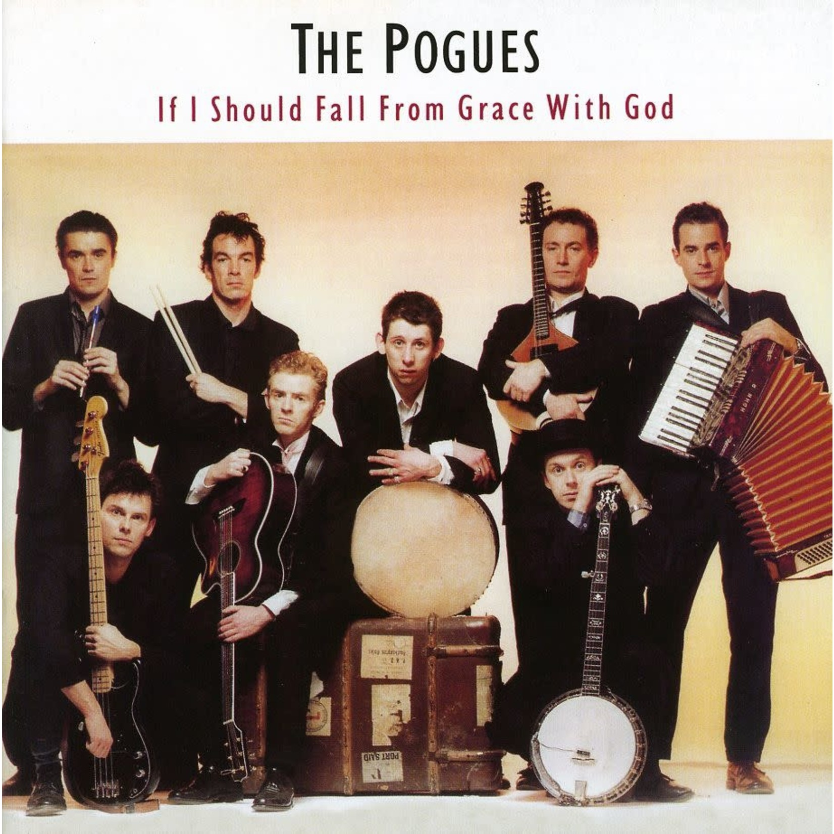 [Vintage] Pogues: If I Should Fall From Grace With God