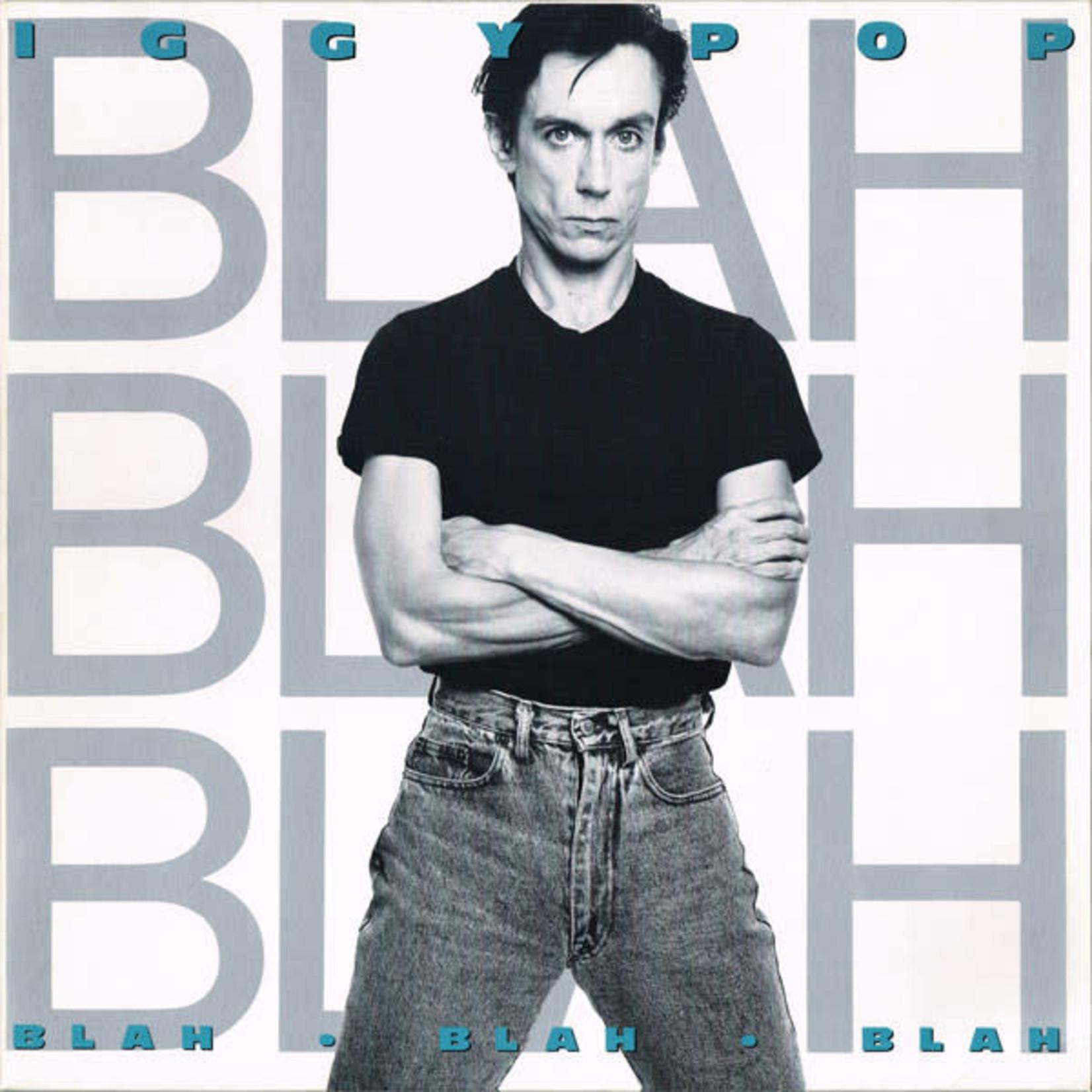 [Vintage] Pop, Iggy (Stooges): Blah Blah Blah