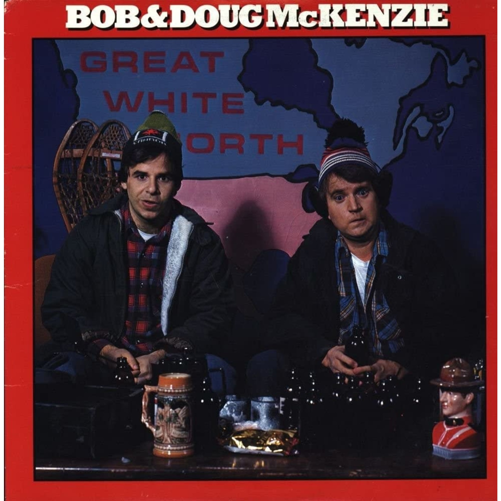 [Vintage] Mckenzie, Bob & Doug: Great White North