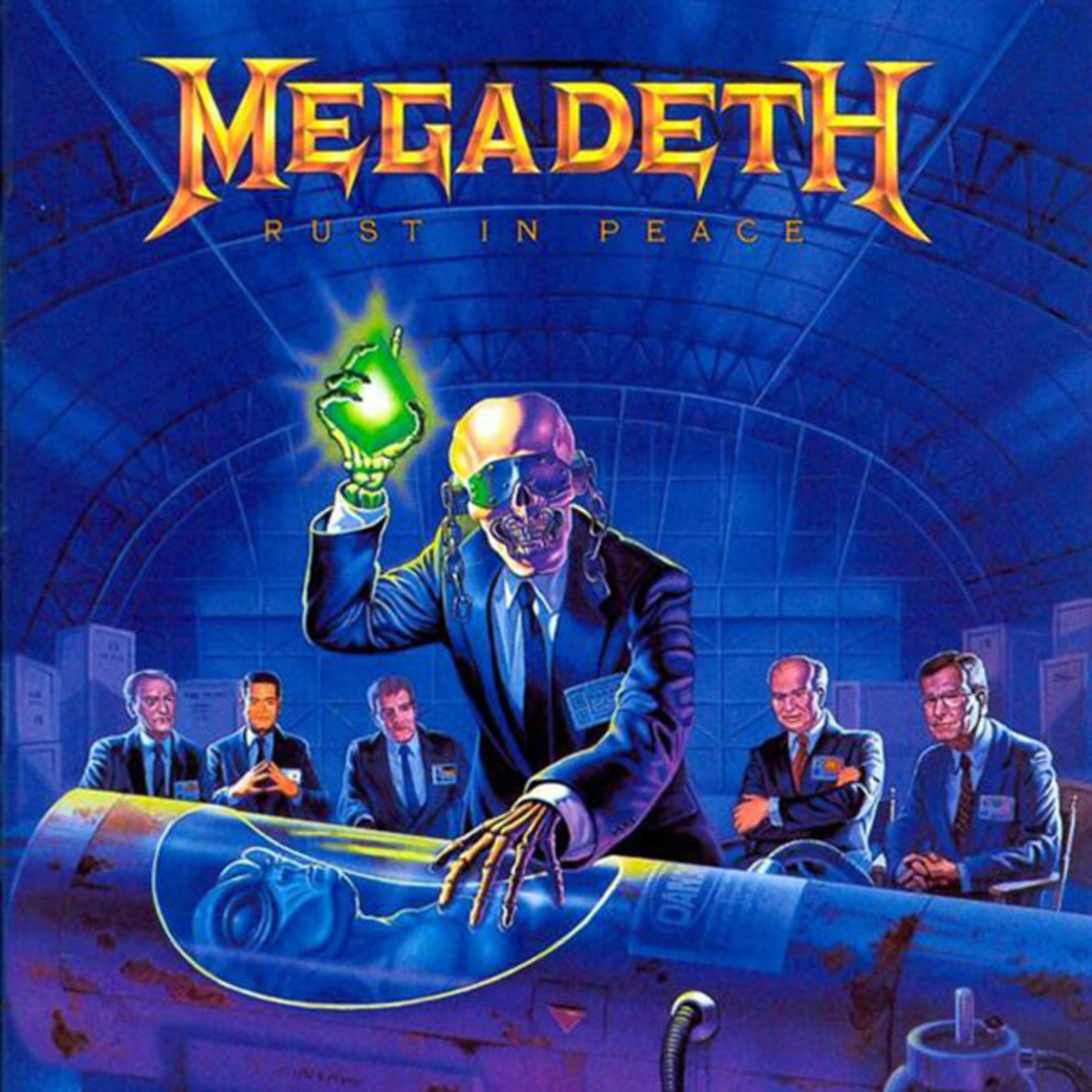 [New] Megadeth: Rust In Peace