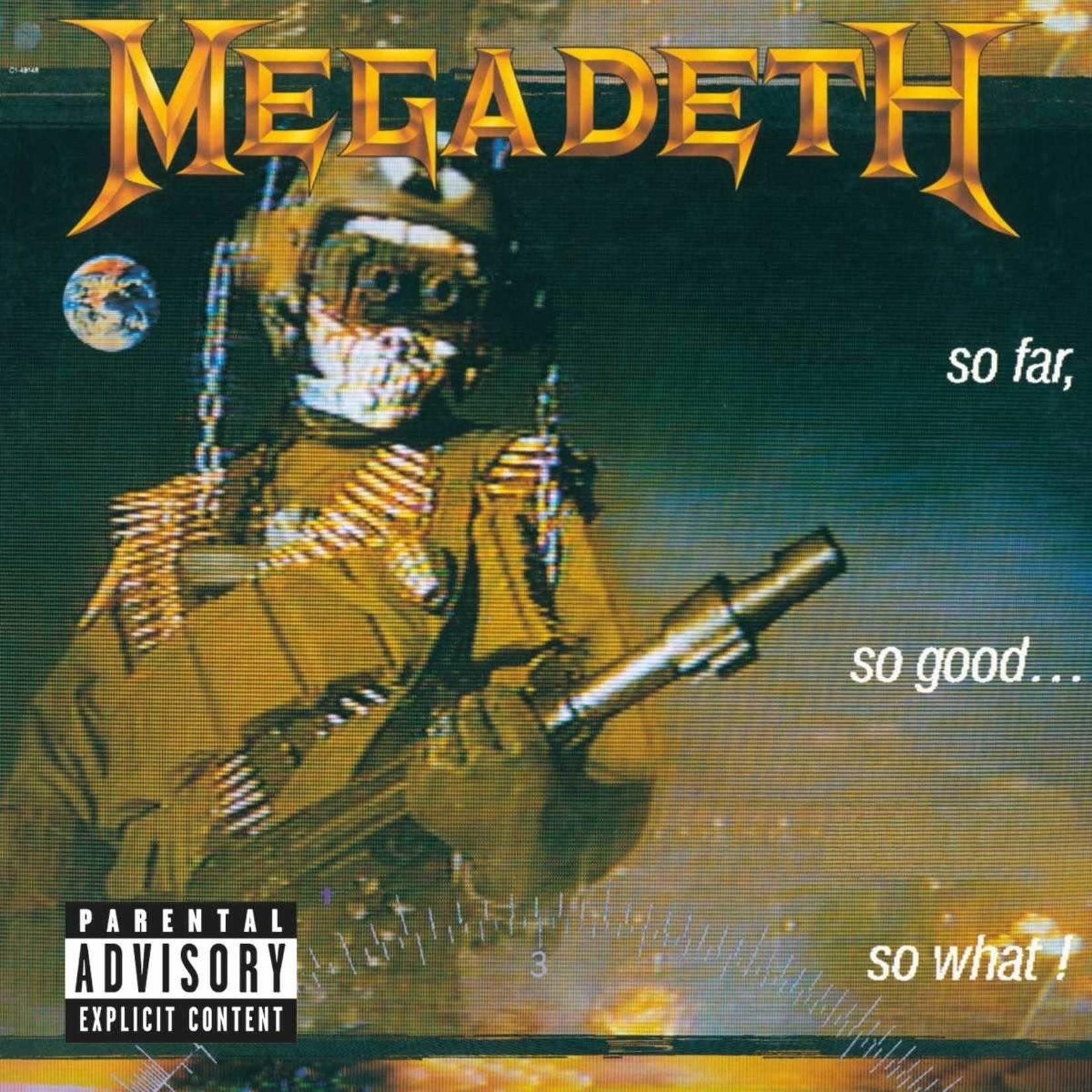 [New] Megadeth: So Far, So Good... So What!
