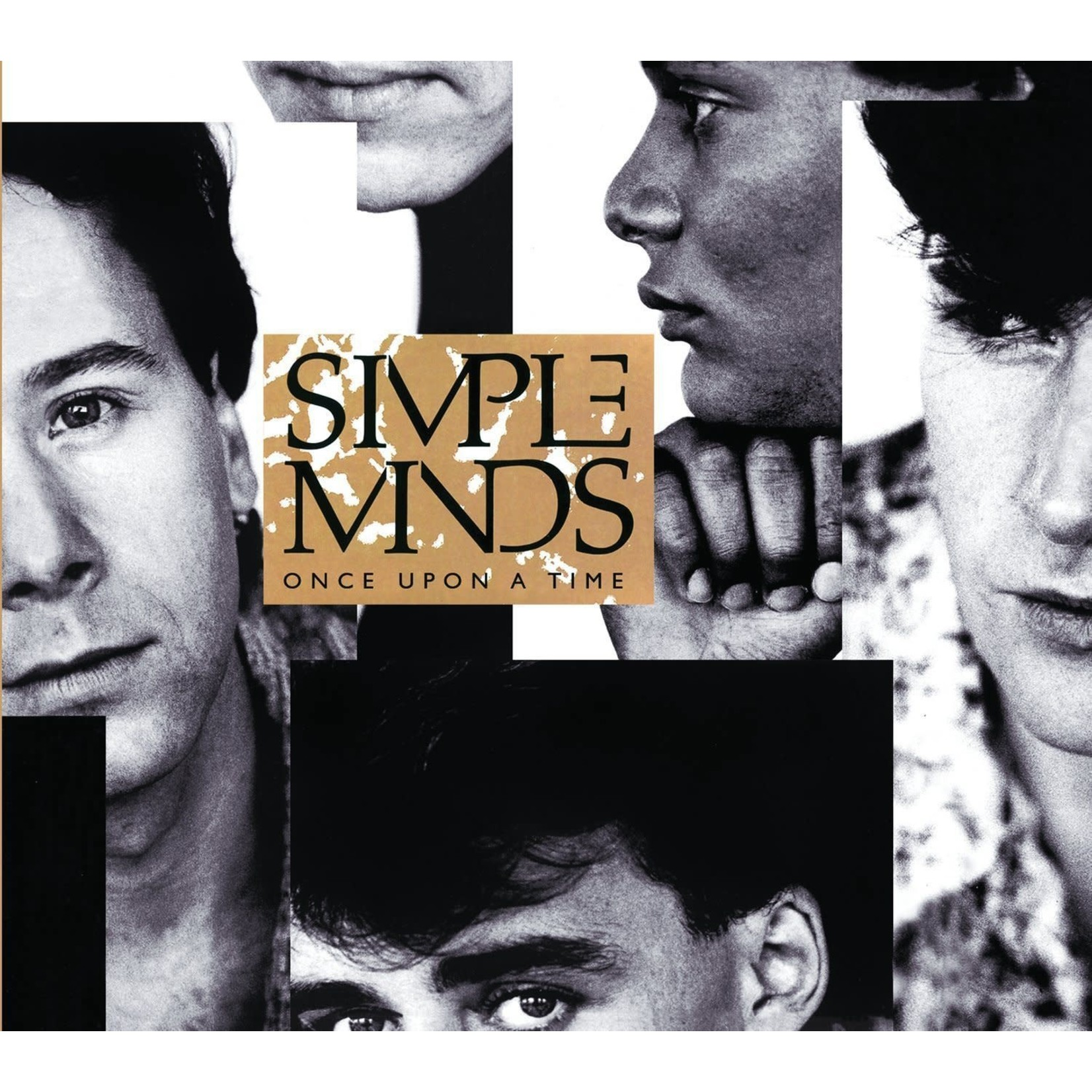 [Vintage] Simple Minds: Once Upon a Time