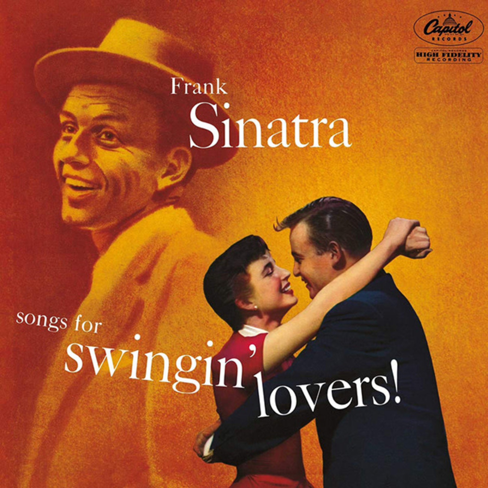 [New] Sinatra, Frank: Songs For Swingin' Lovers