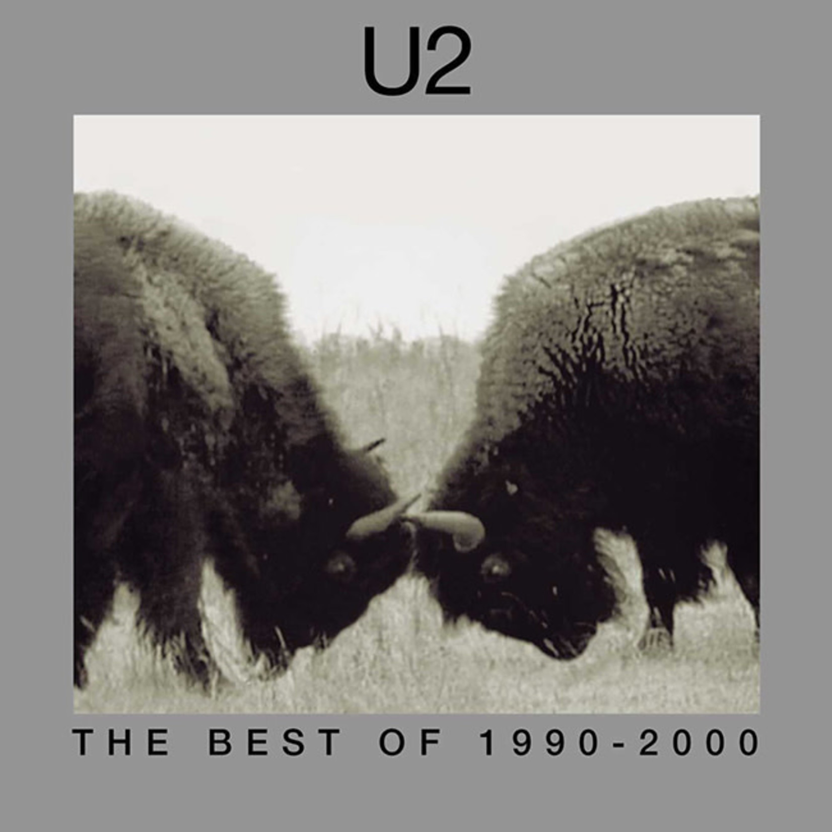[New] U2: The Best Of 1990-2000