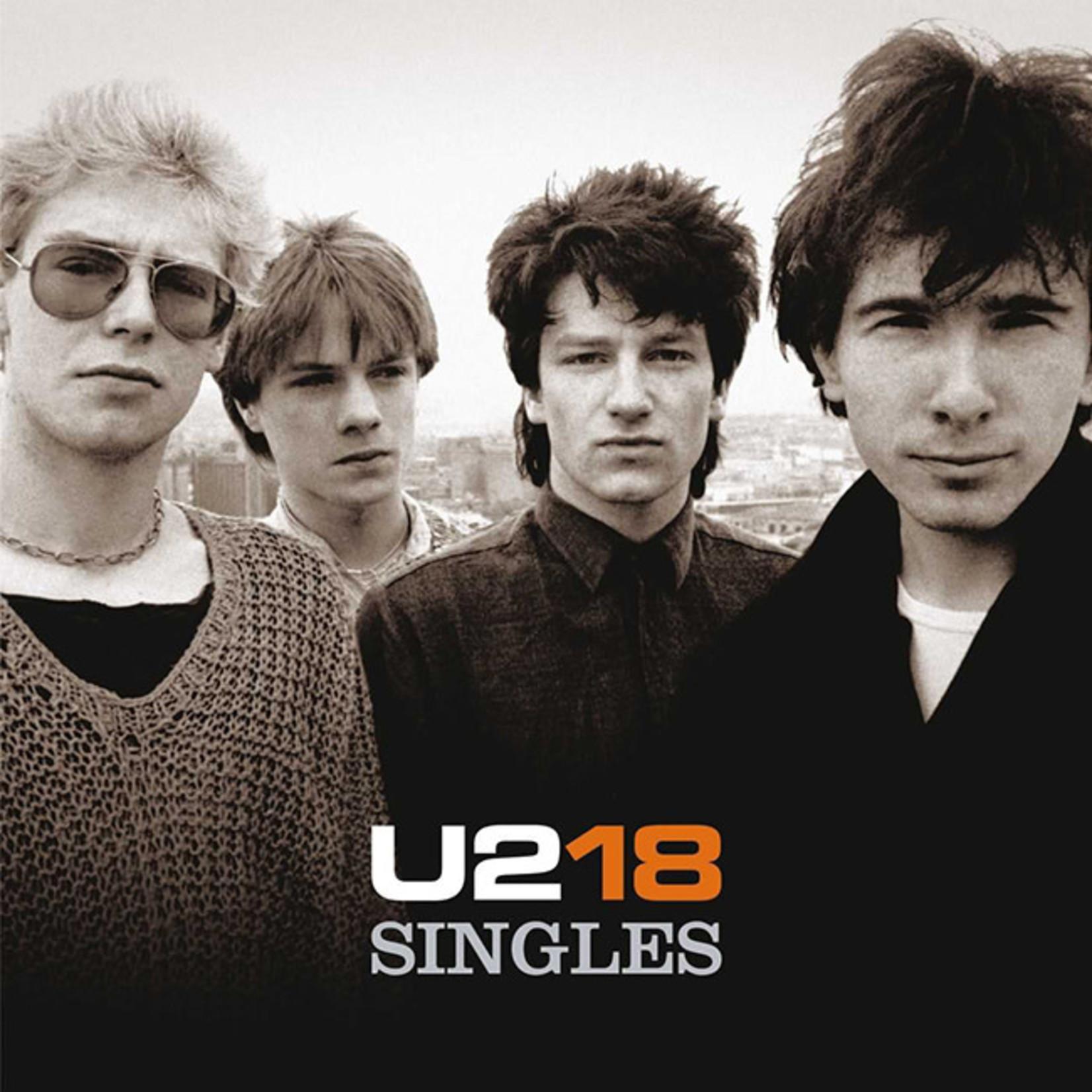 [New] U2: U218 Singles (2LP)