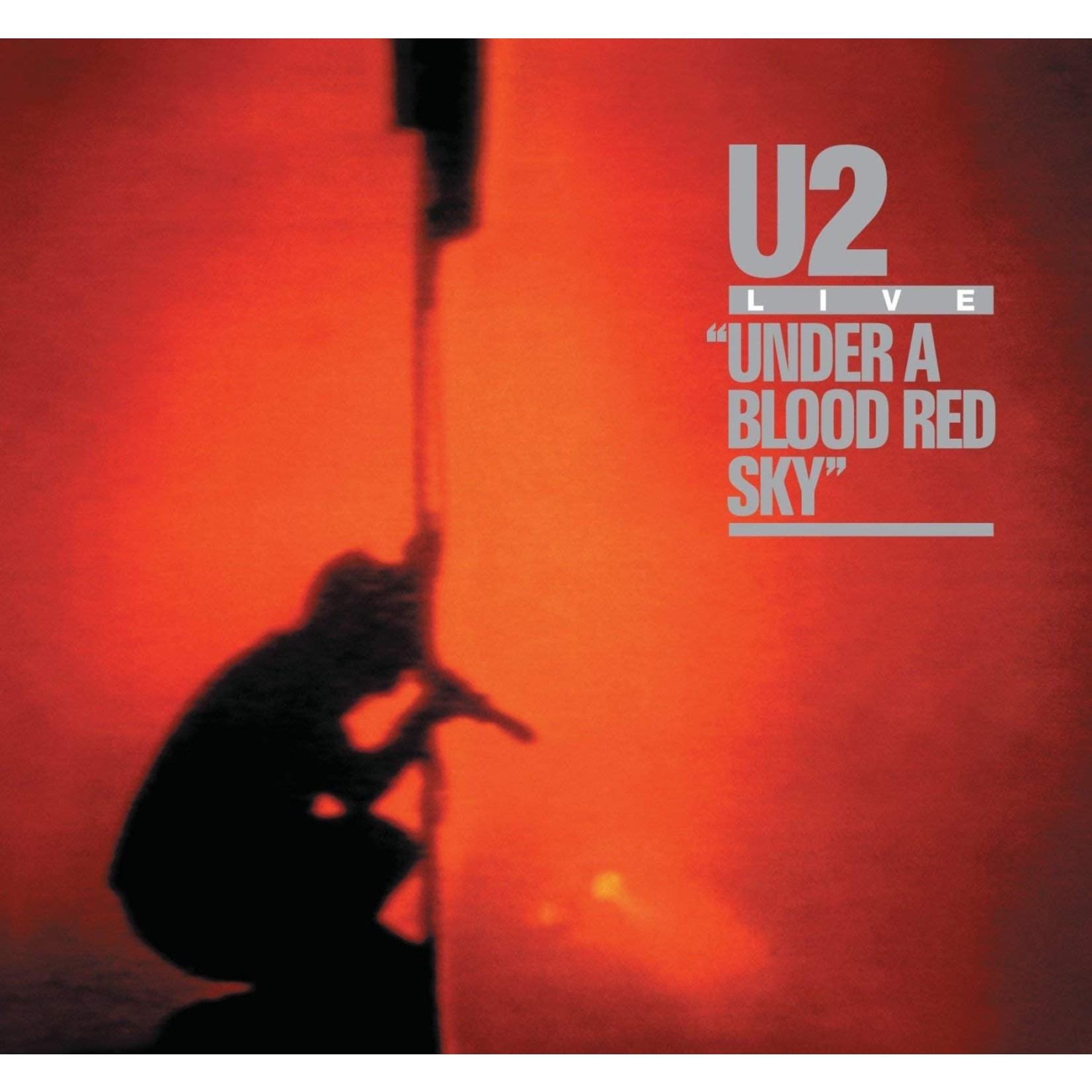 [Vintage] U2: Under a Blood Red Sky