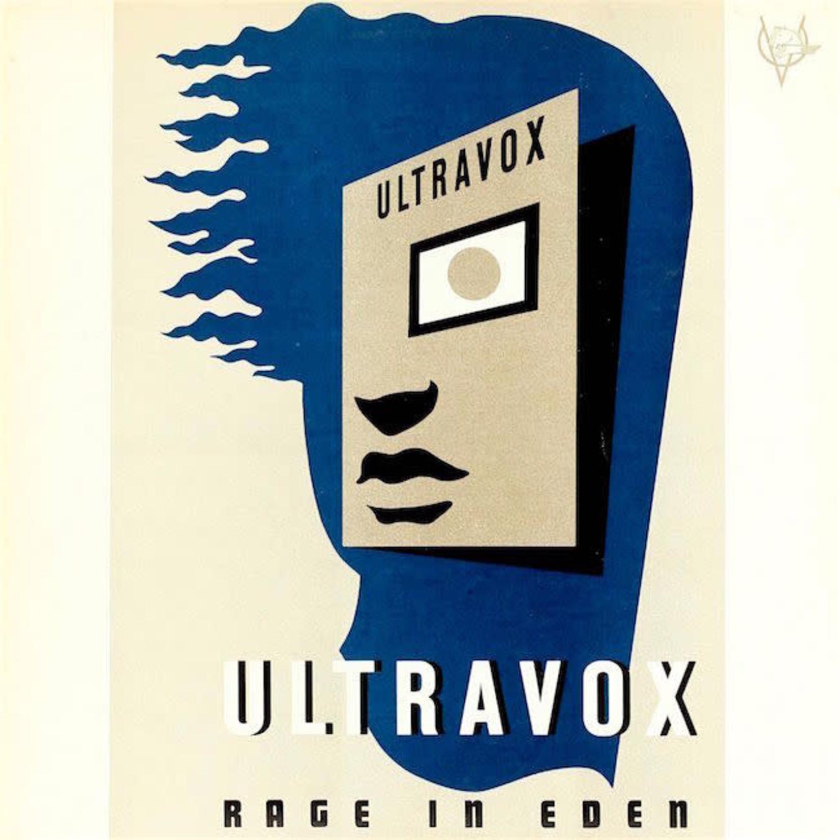 [Vintage] Ultravox: Rage in Eden