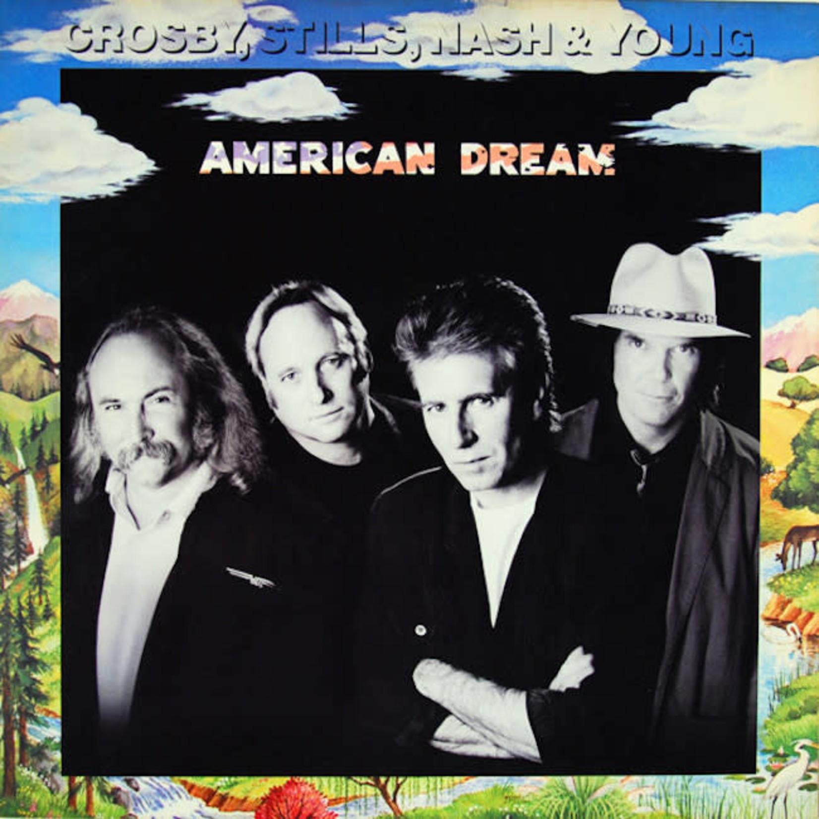 [Vintage] Crosby, Stills, Nash & Young: American Dream