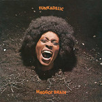 [New] Funkadelic: Maggot Brain (peach vinyl)