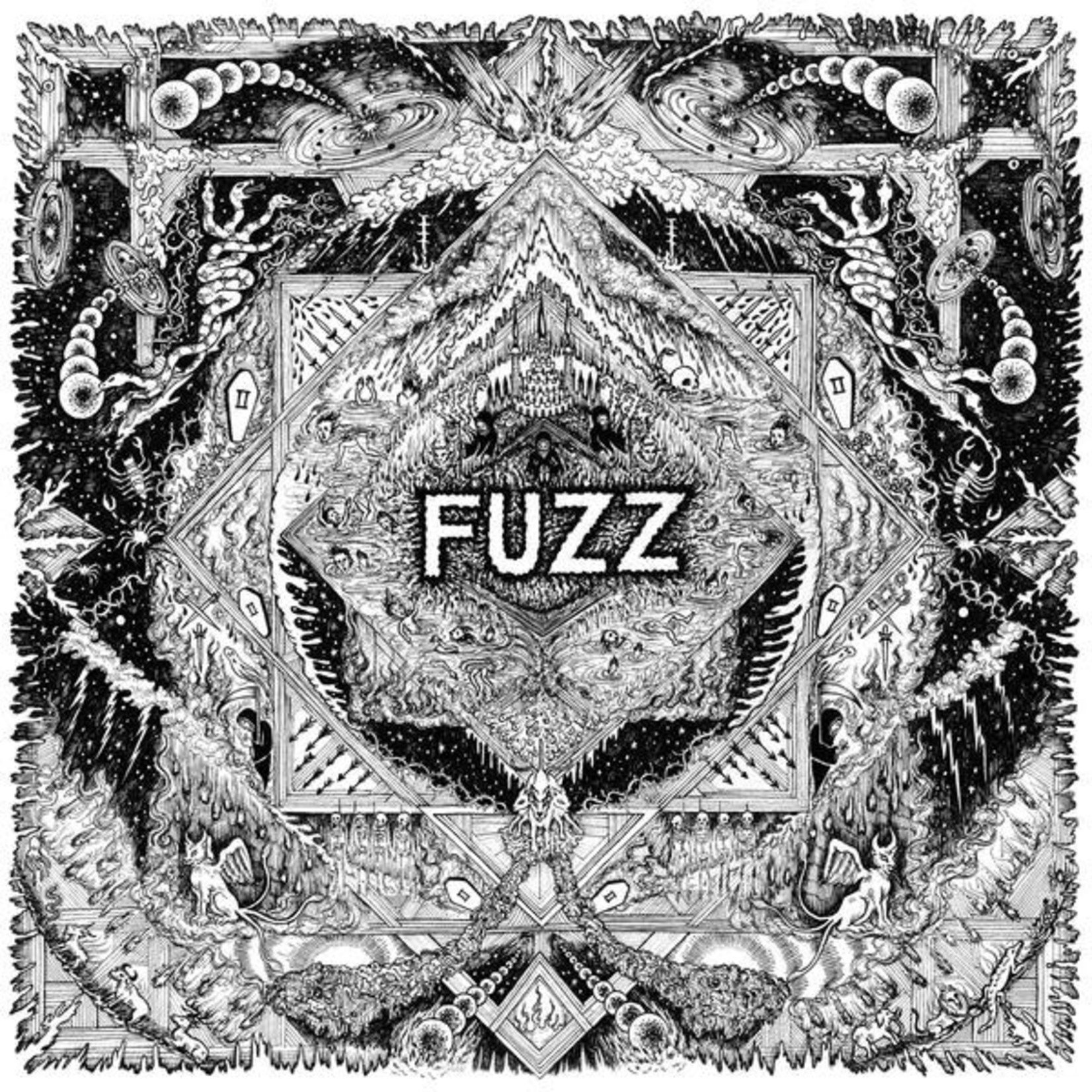[New] Fuzz: II (2LP, colour vinyl)
