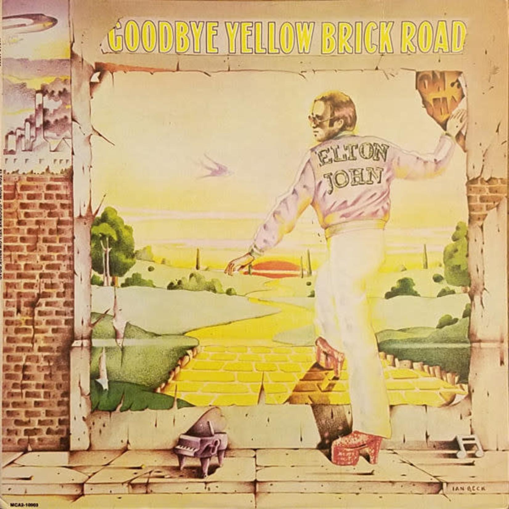 [Vintage] John, Elton: Goodbye Yellow Brick Road (2LP)