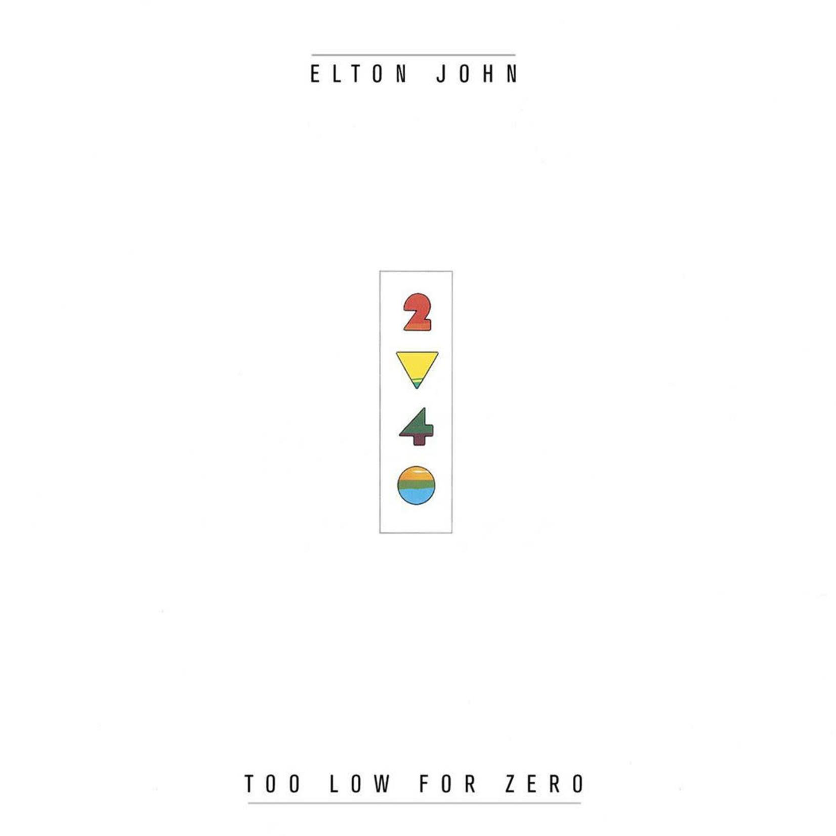 [Vintage] John, Elton: Too Low for Zero