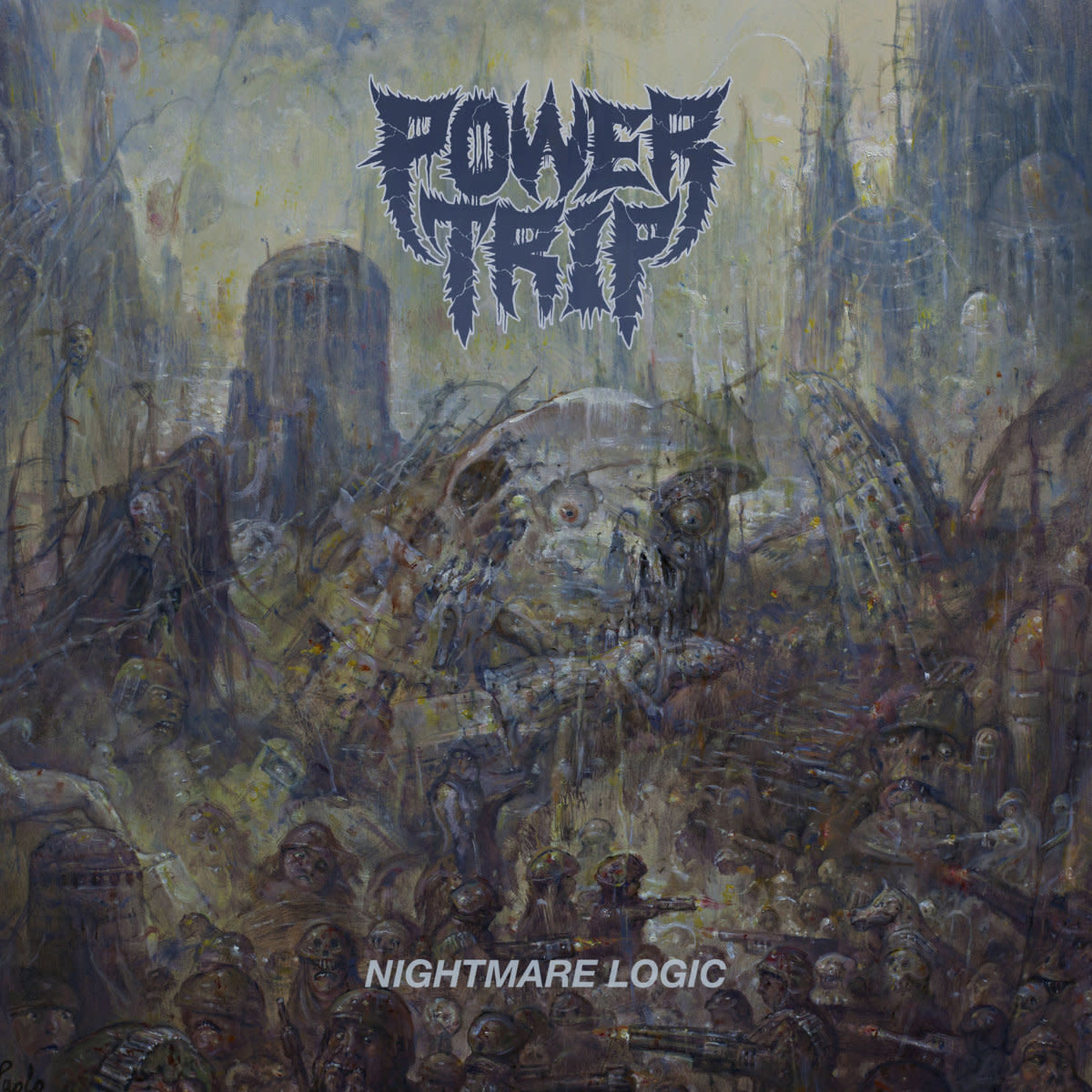 [New] Power Trip: Nightmare Logic