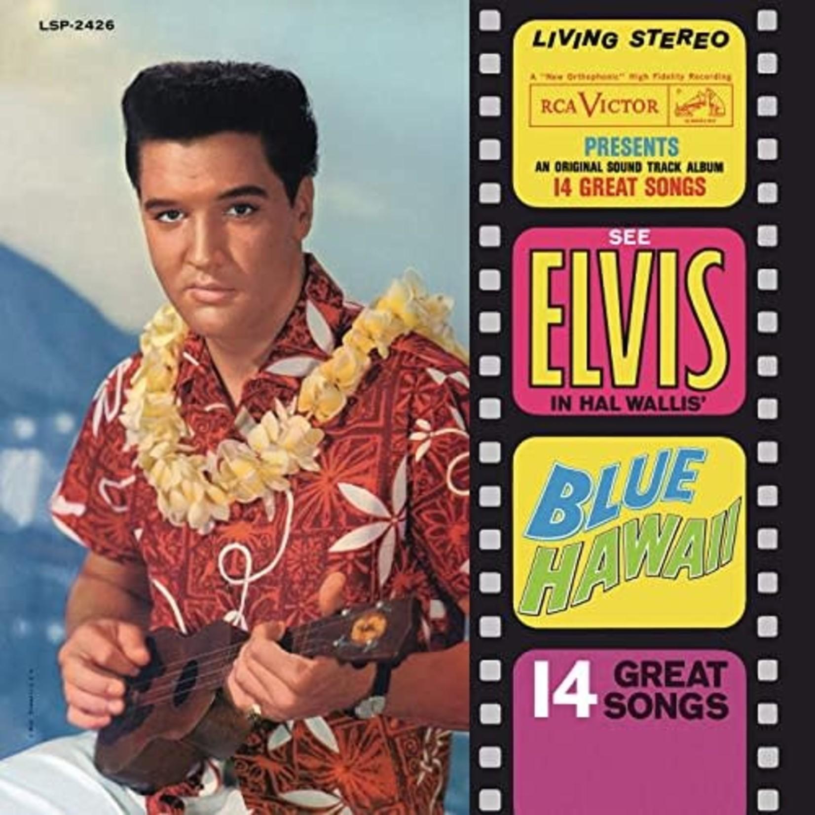 [Vintage] Presley, Elvis: Blue HawaII
