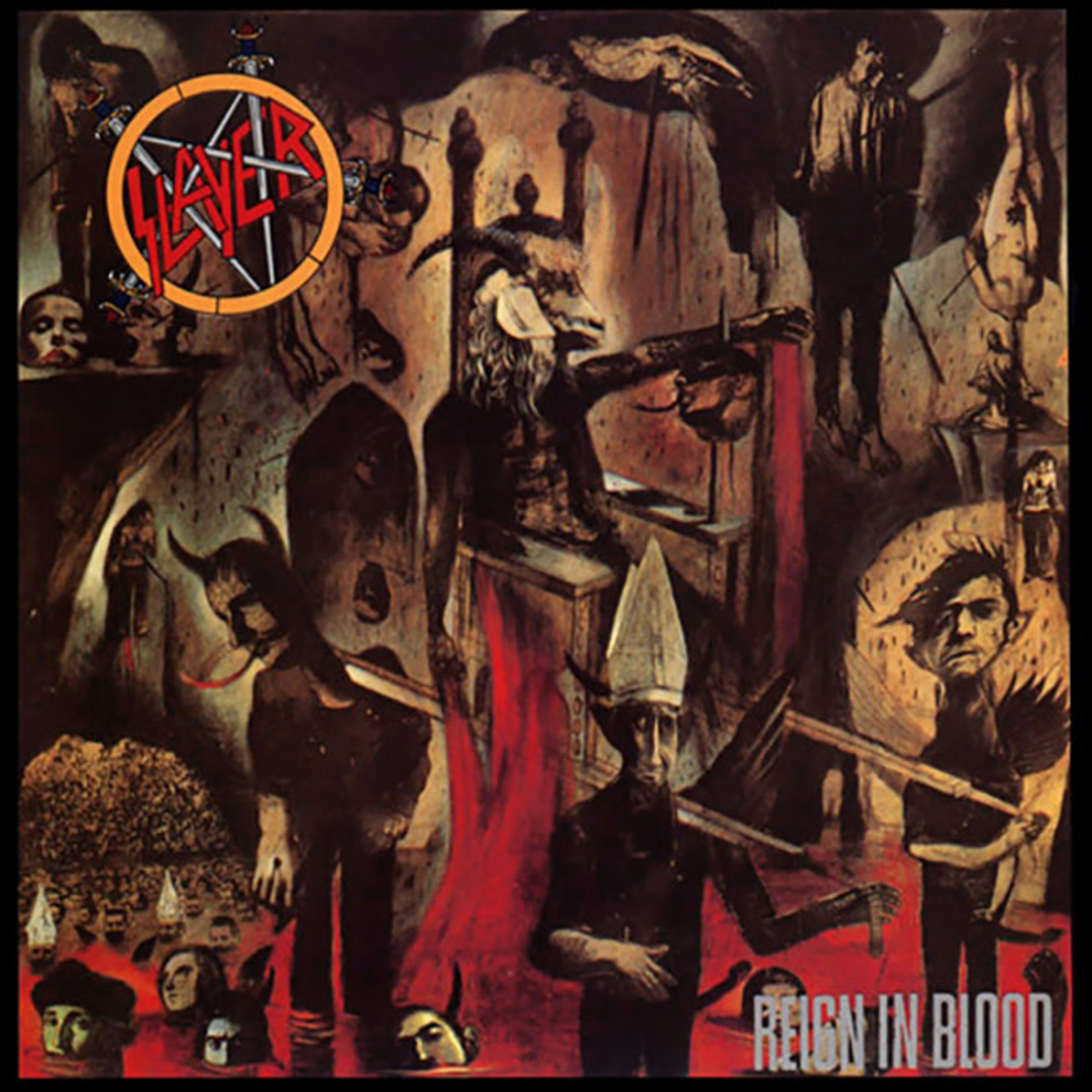 [New] Slayer: Reign In Blood