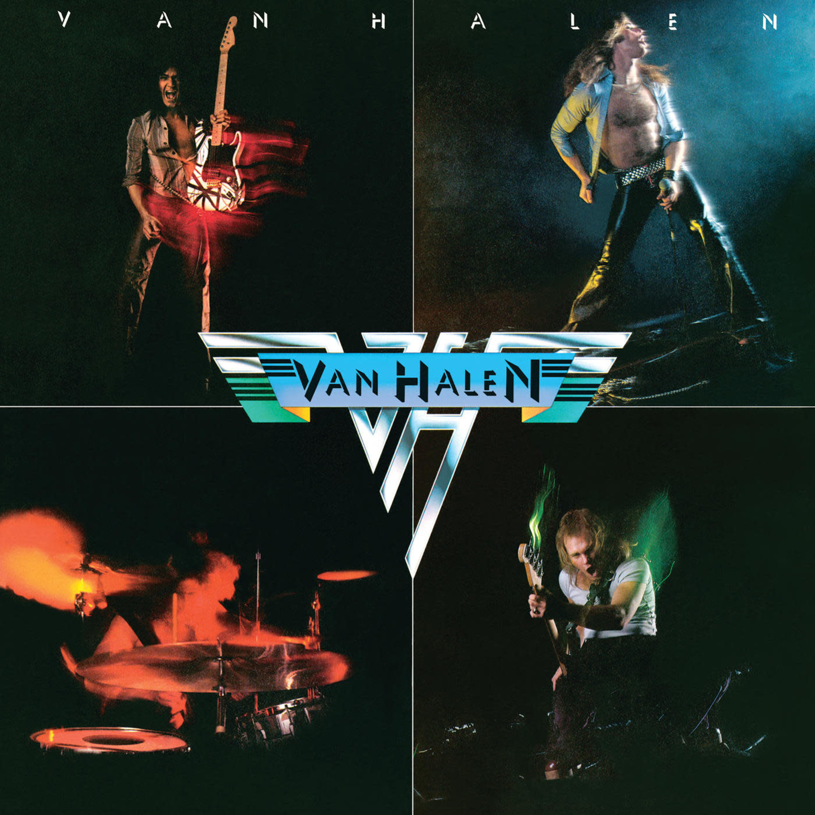 [Vintage] Van Halen: self-titled