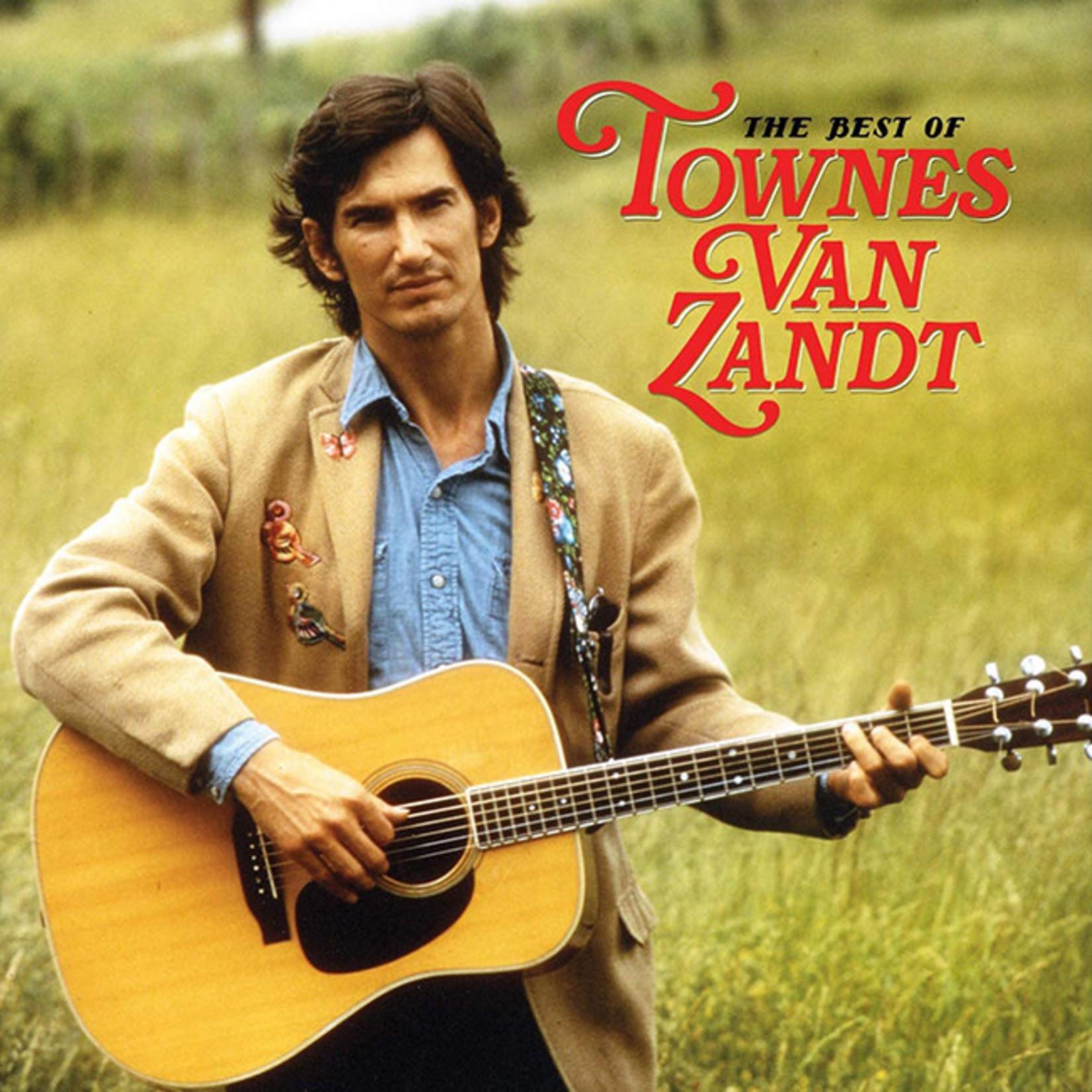 [New] Van Zandt, Townes: The Best Of Townes Van Zandt (2LP)