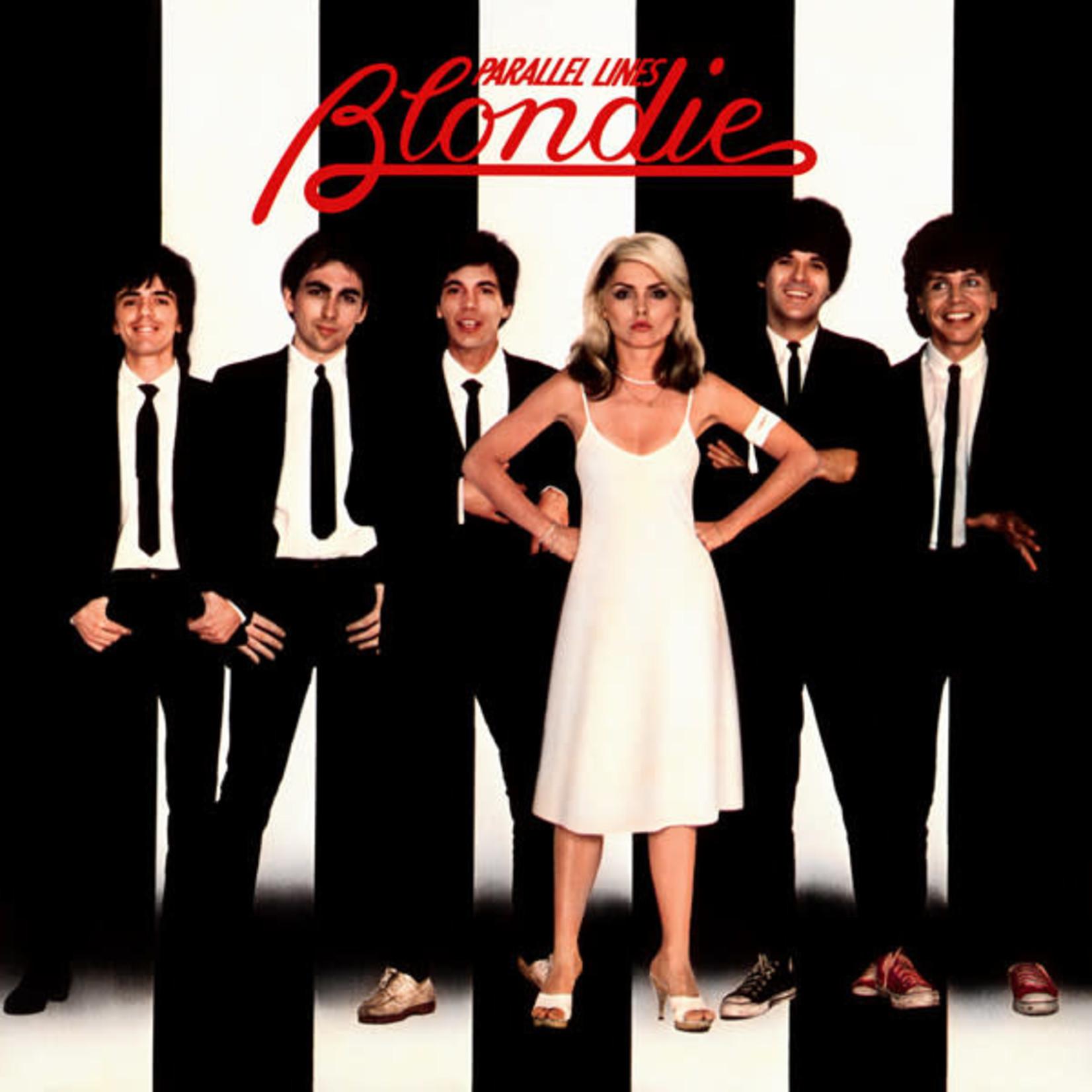 [Vintage] Blondie: Parallel Lines