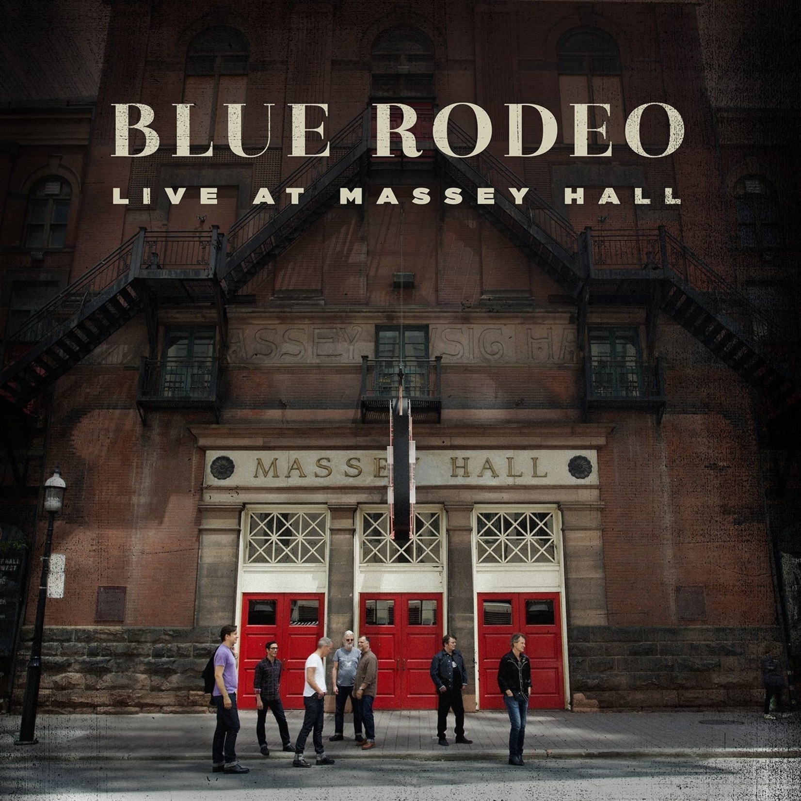 [New] Blue Rodeo: Live At Massey Hall (2LP)