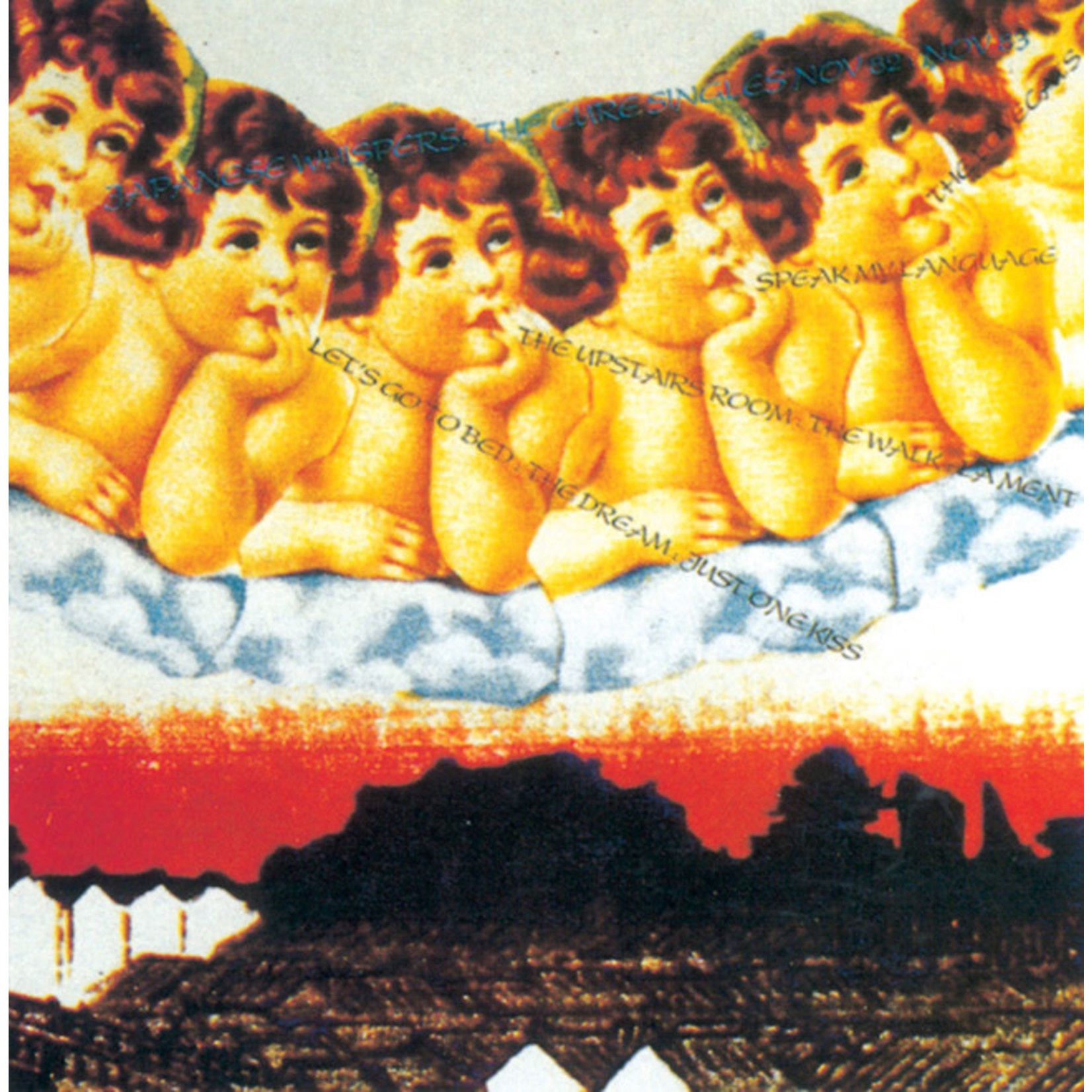 [Vintage] Cure: Japanese Whispers