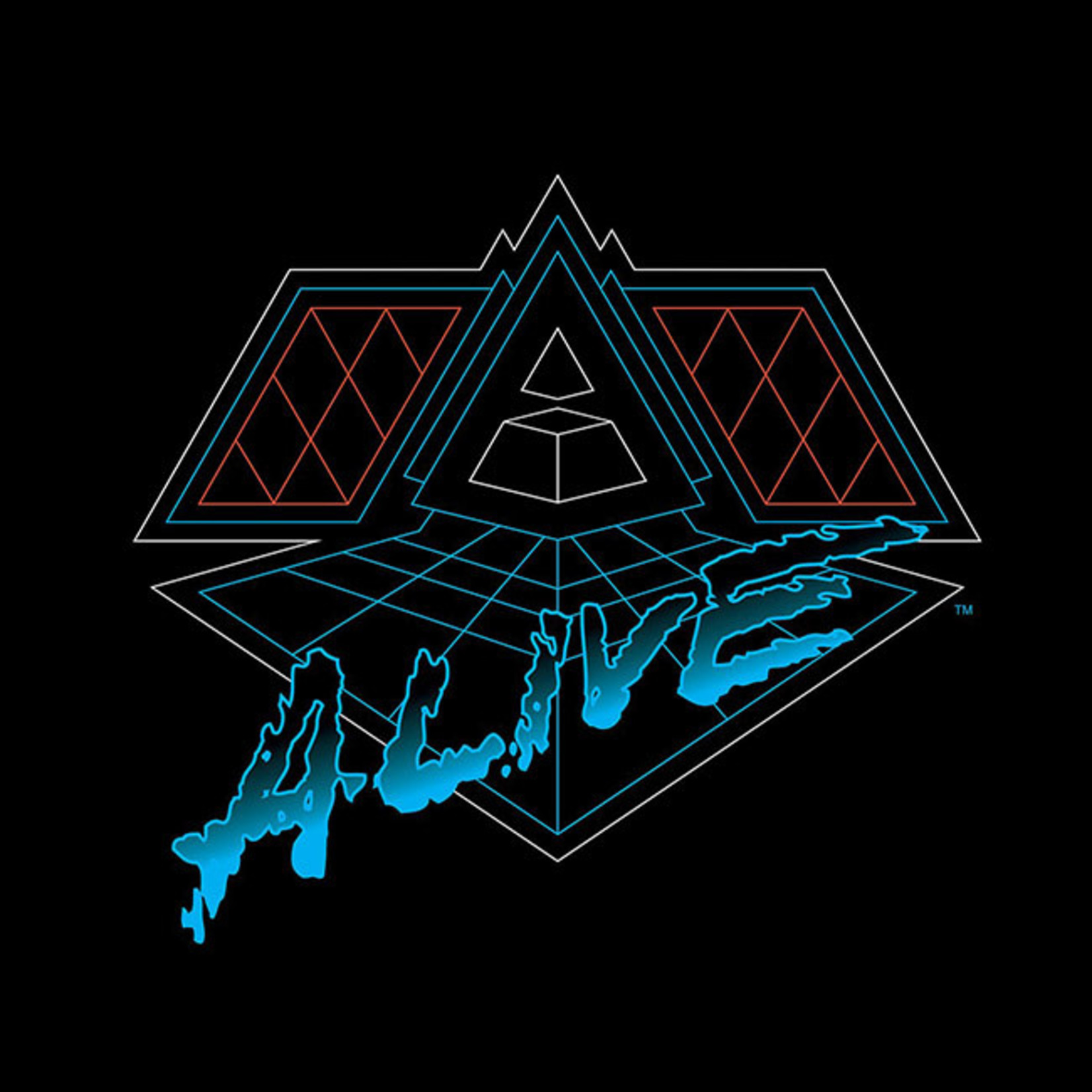 [New] Daft Punk: Alive 2007 (2LP, 180g)