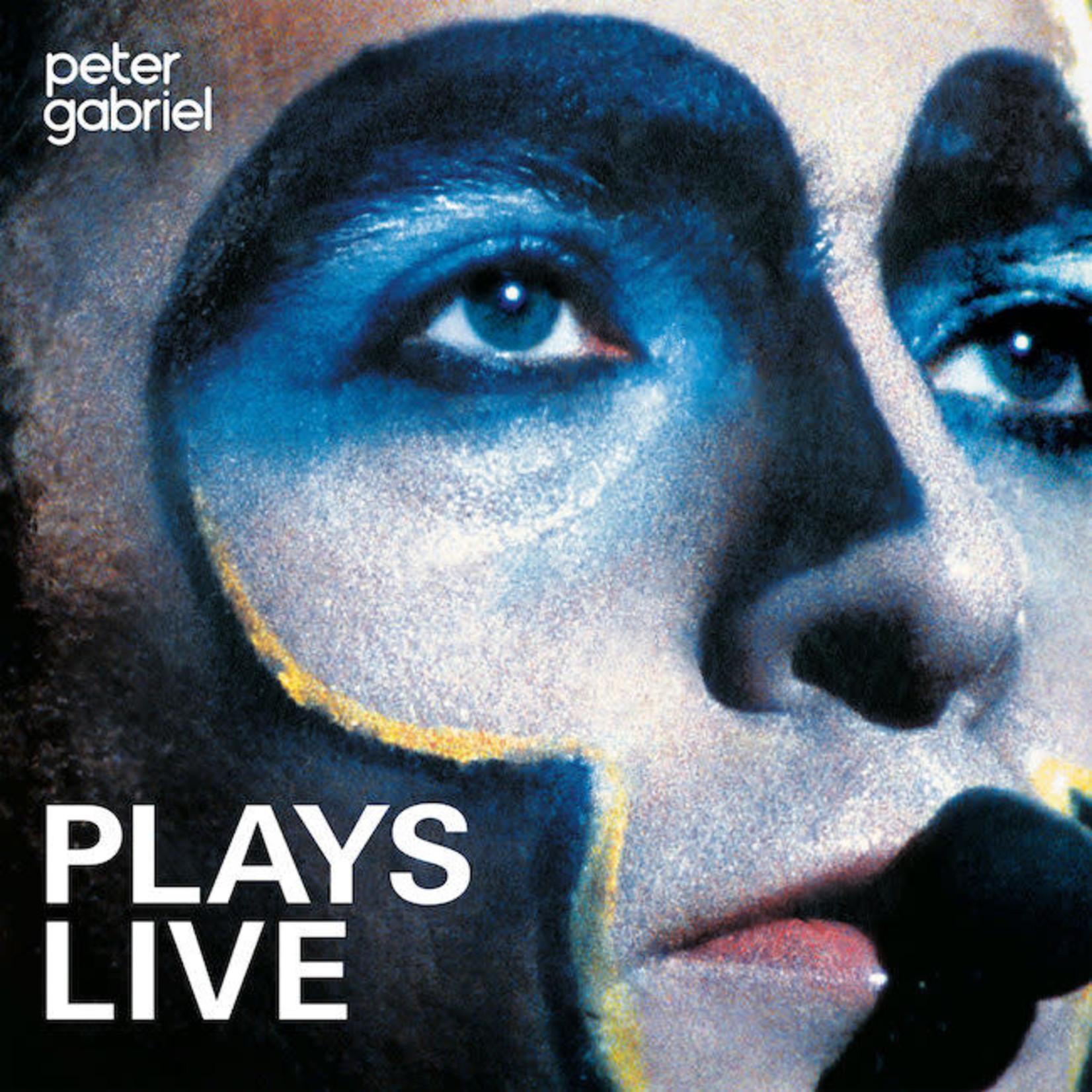 [Vintage] Gabriel, Peter: Plays Live