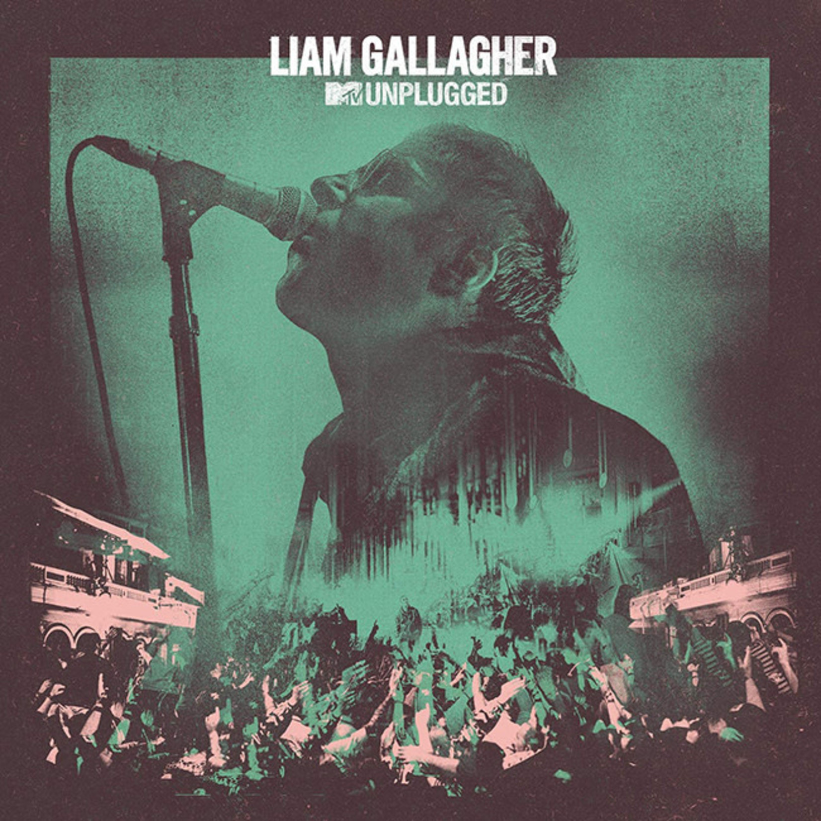 [New] Gallagher, Liam (Oasis): MTV Unplugged