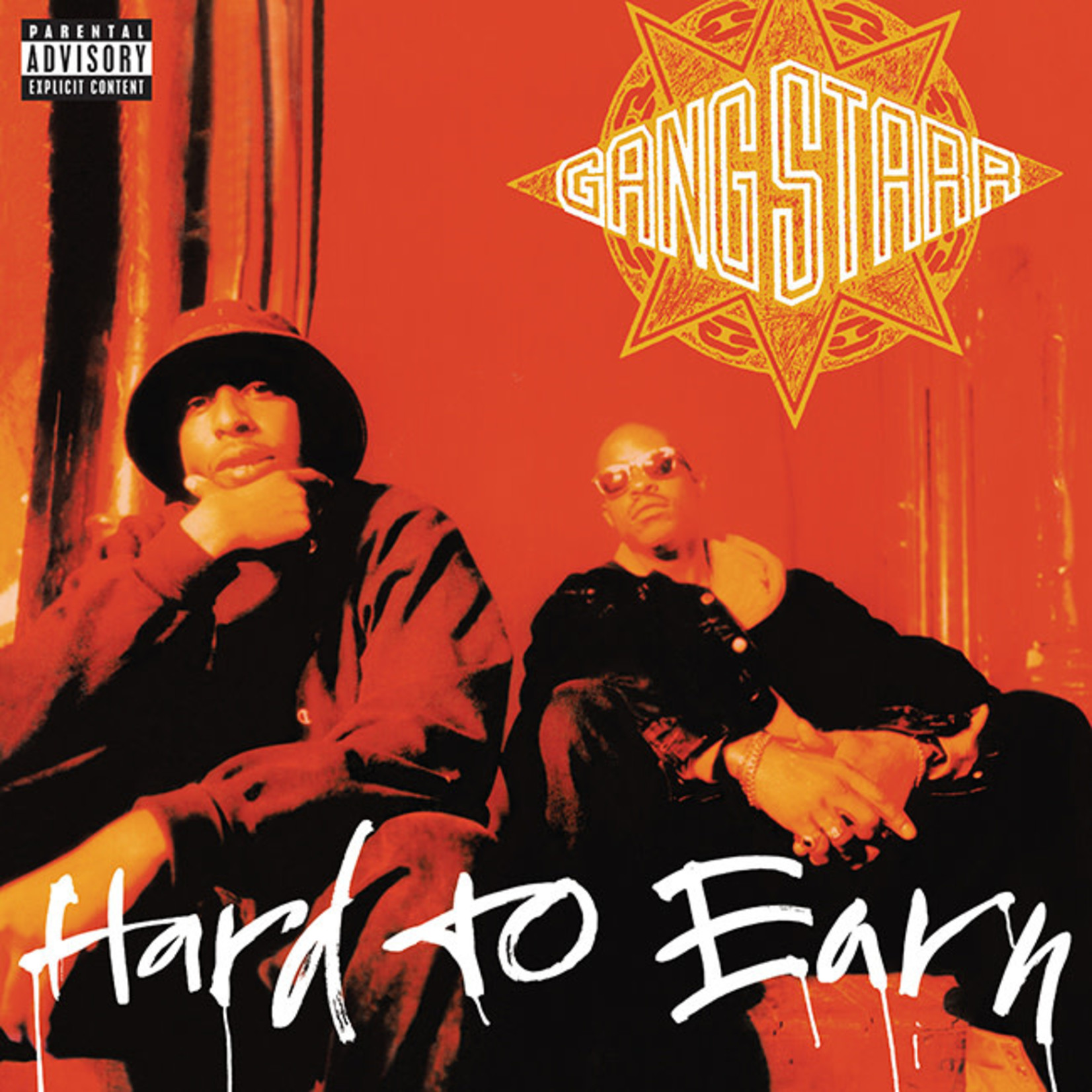 [New] Gang Starr: Hard To Earn (2LP)