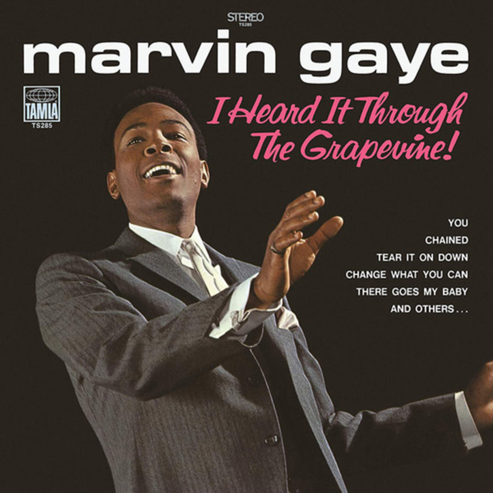 [New] Gaye, Marvin: I Heard It Through The Grapevine!