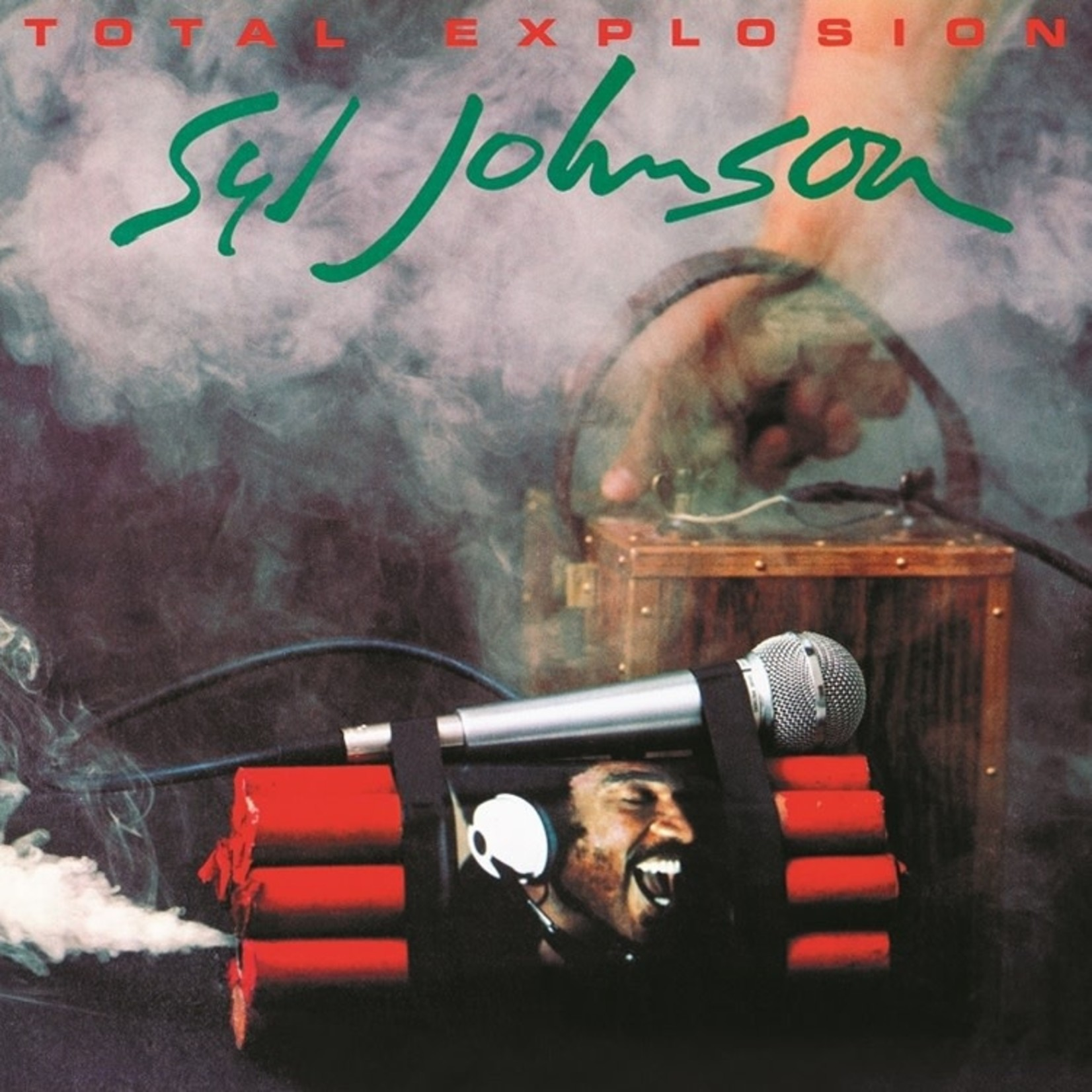 [New] Johnson, Syl: Total Explosion