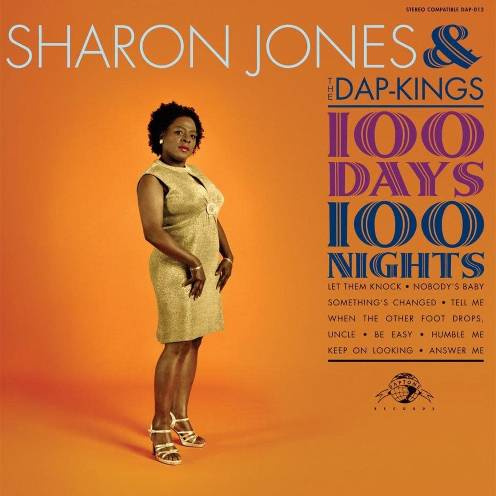[New] Jones, Sharon & the Dap-Kings: 100 Days, 100 Nights