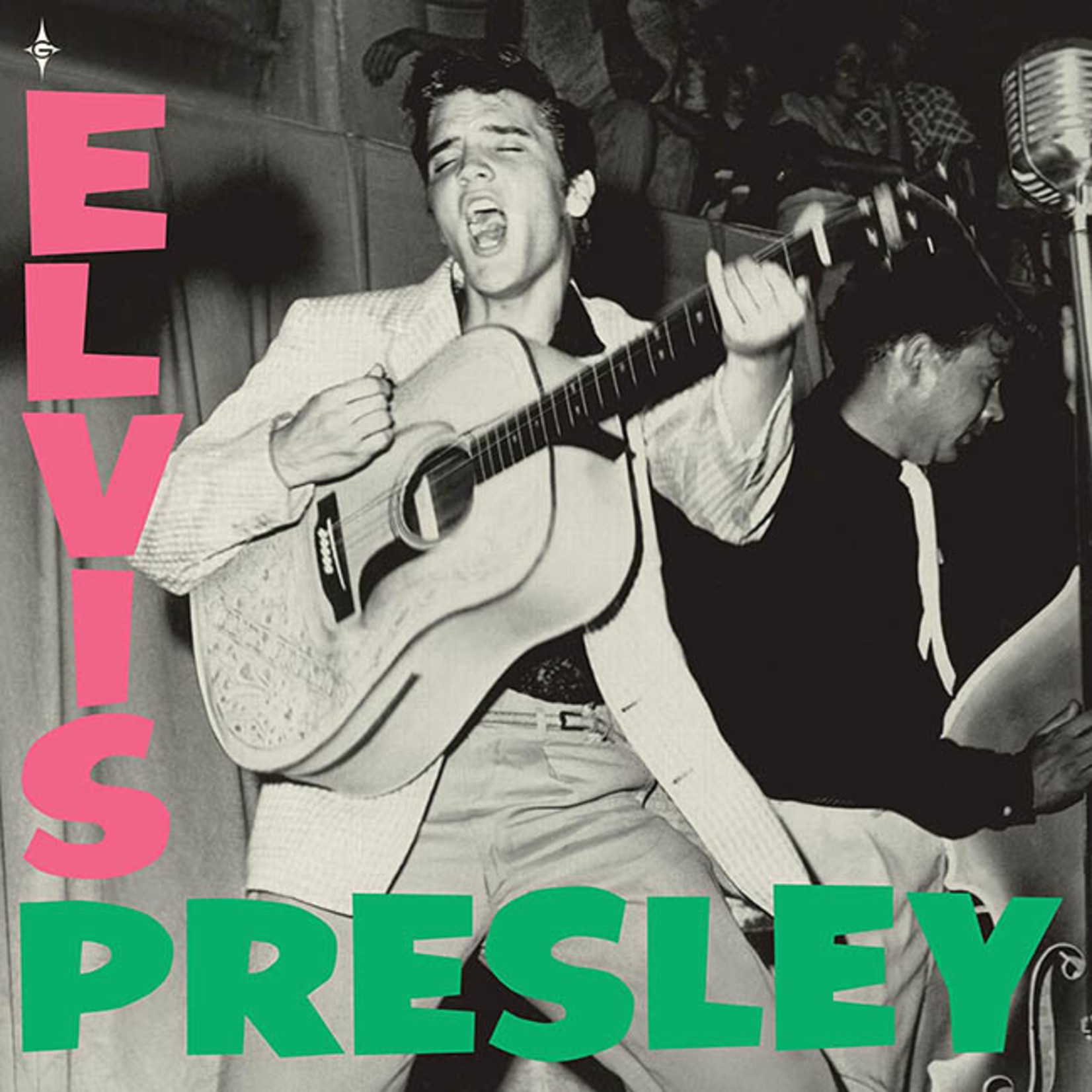 [New] Presley, Elvis: self-titled