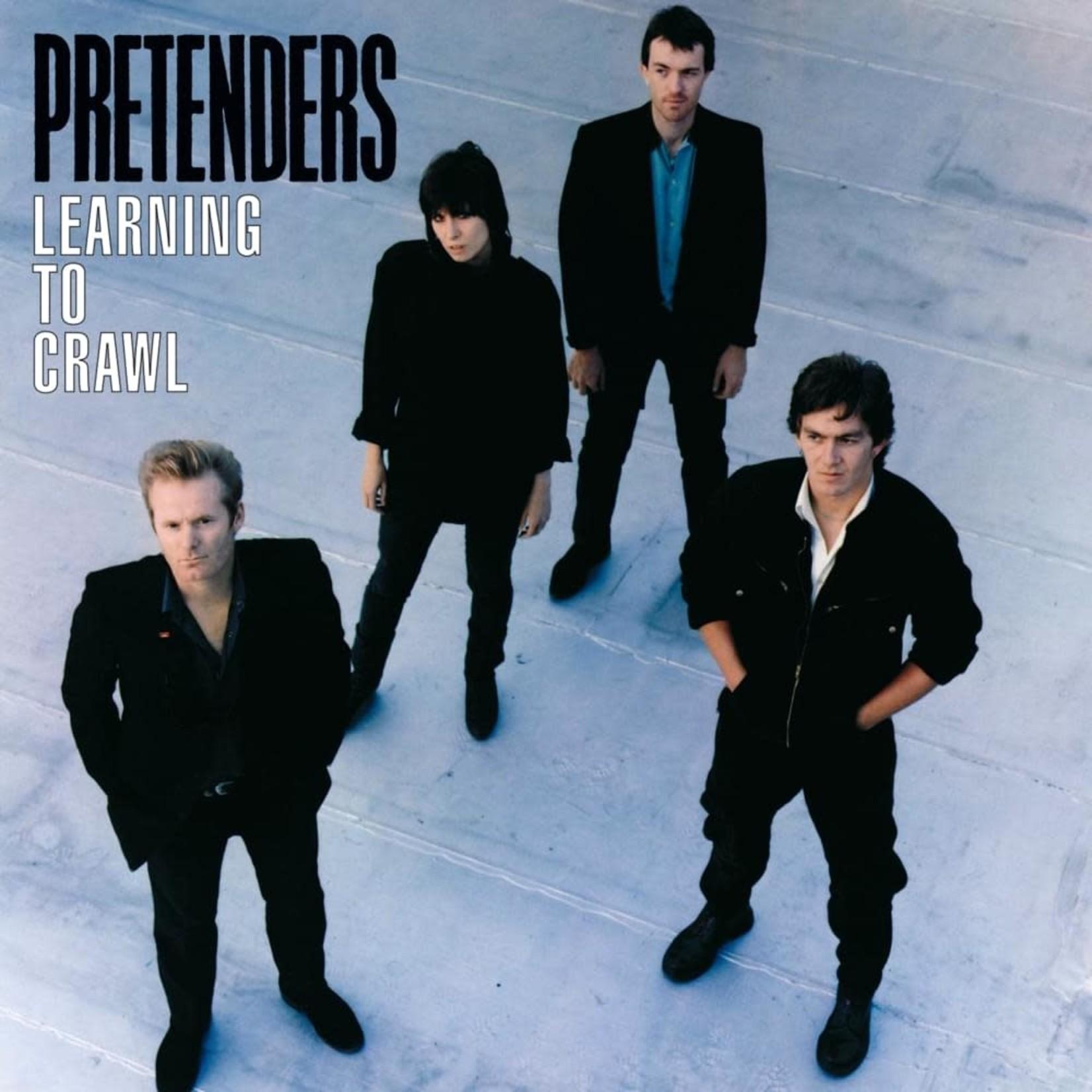 [Vintage] Pretenders: Learning to Crawl