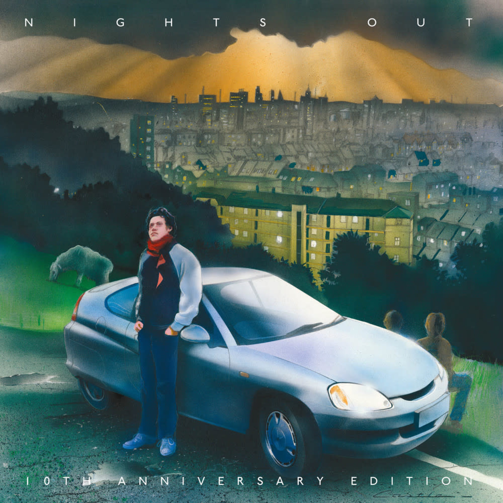 [New] Metronomy: Nights Out (10th Anniversary Ed.)