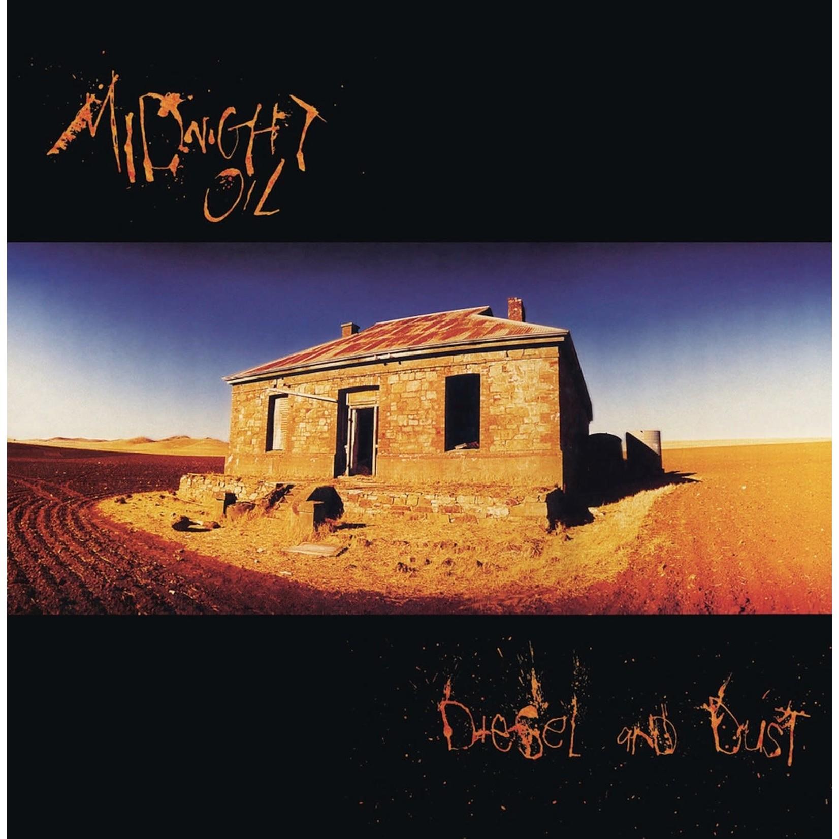 [Vintage] Midnight Oil: Diesel & Dust