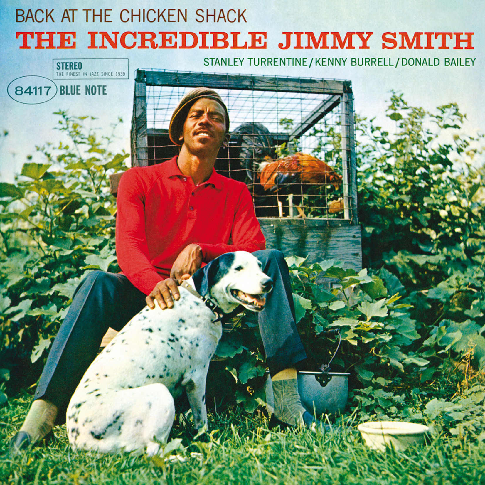 [New] Smith, Jimmy: Back At The Chicken Shack