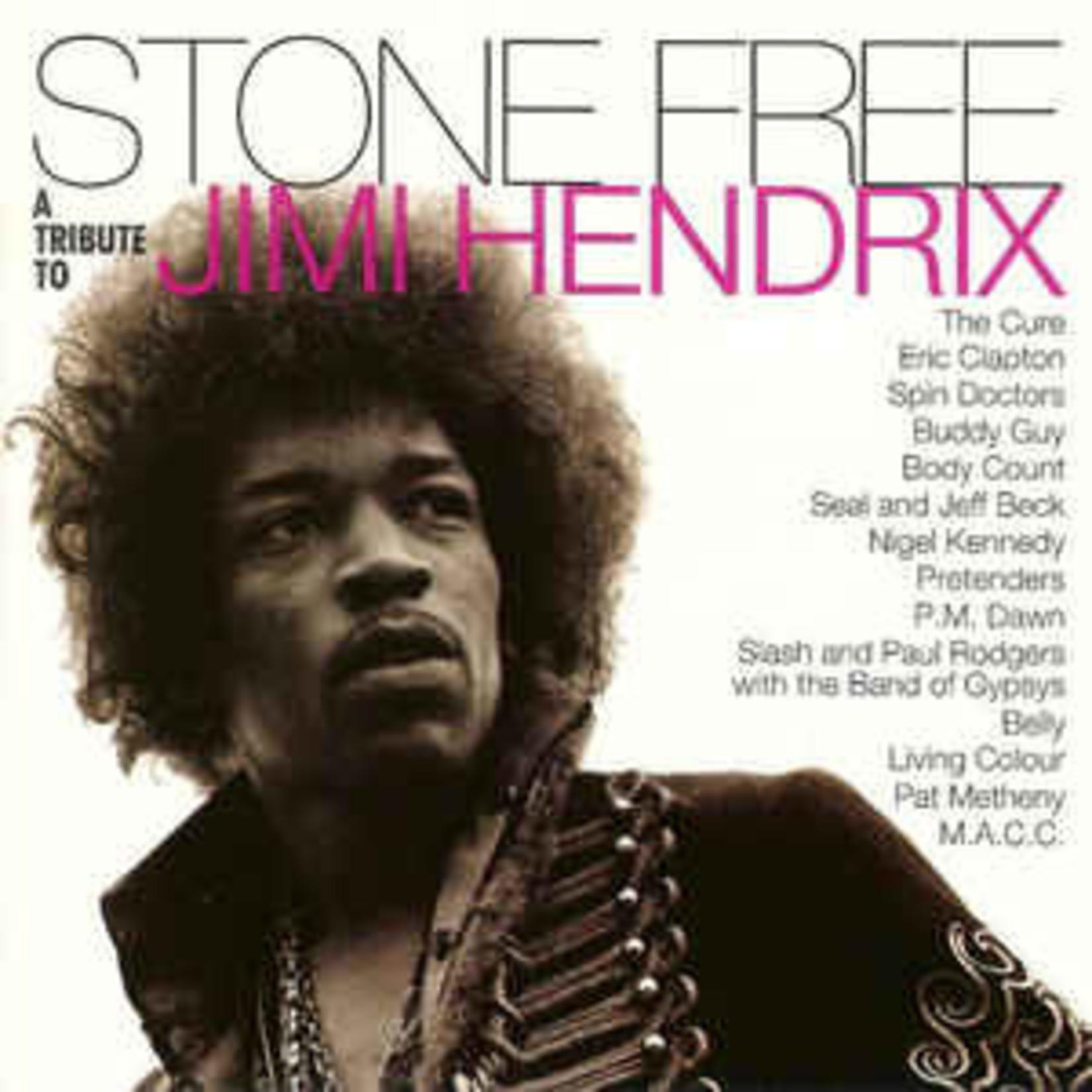 [New] Various (Jimi Hendrix): Stone Free (A Tribute To Jimi Hendrix) (2LP)