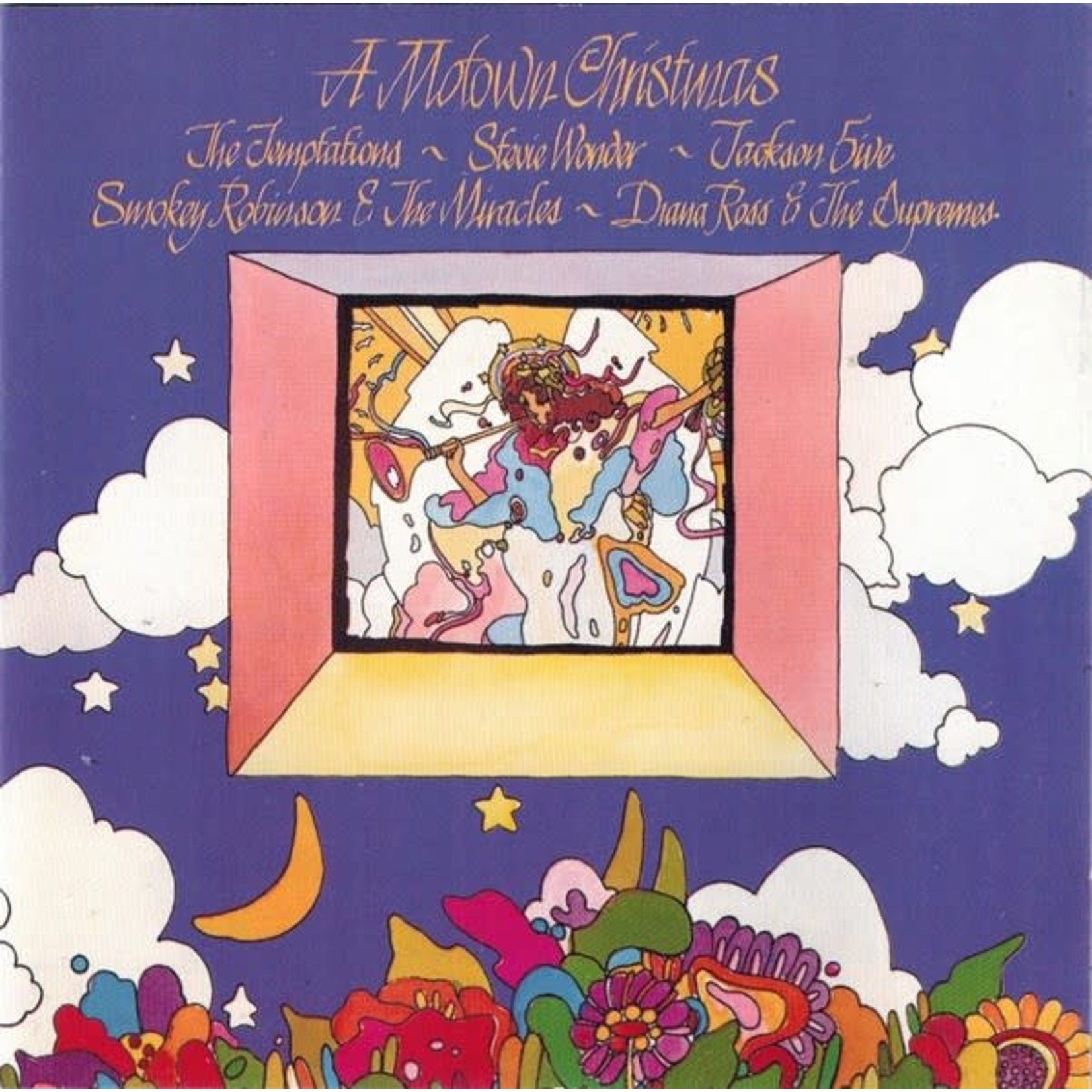 [New] Various: A Motown Christmas