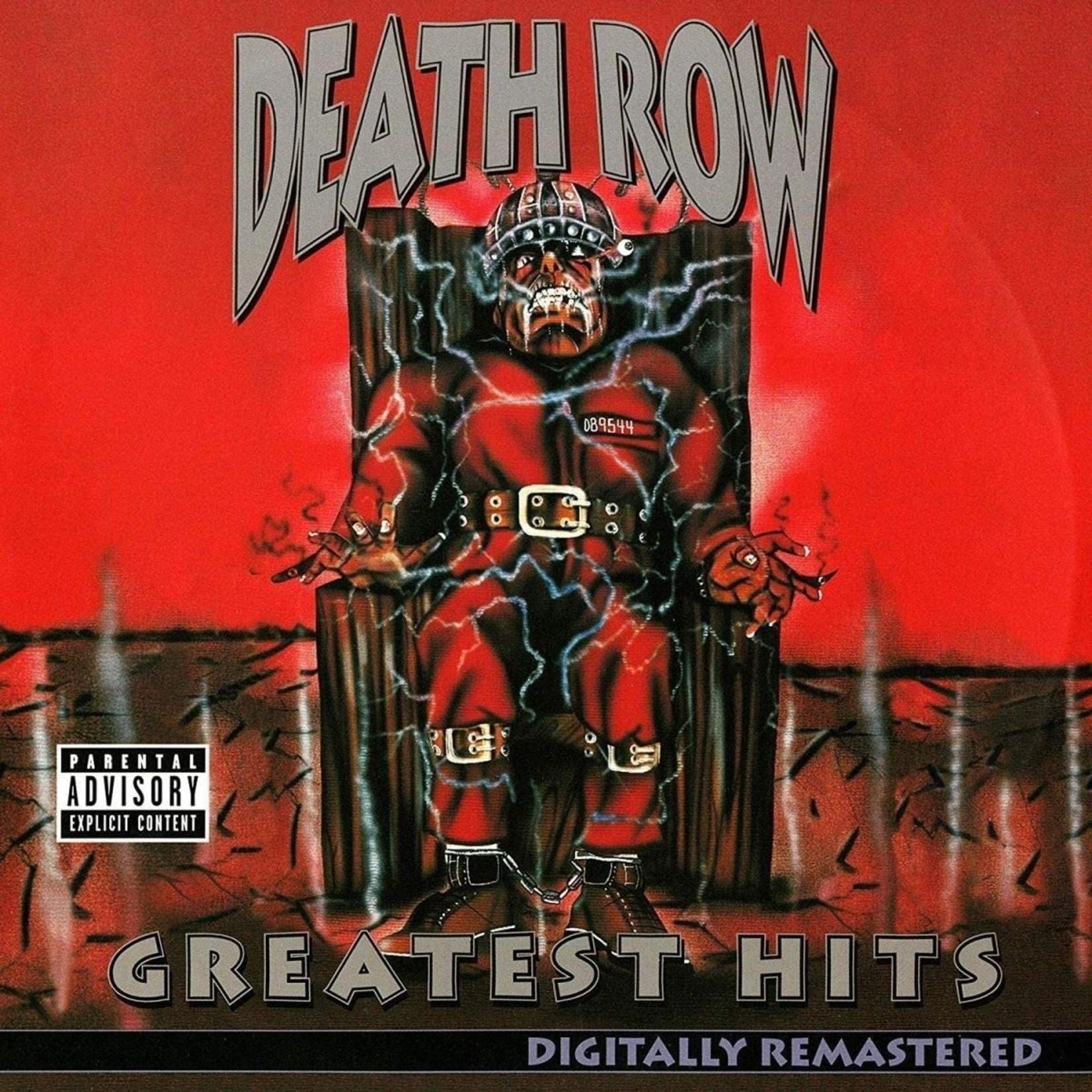 [New] Various: Death Row Greatest Hits (2LP)