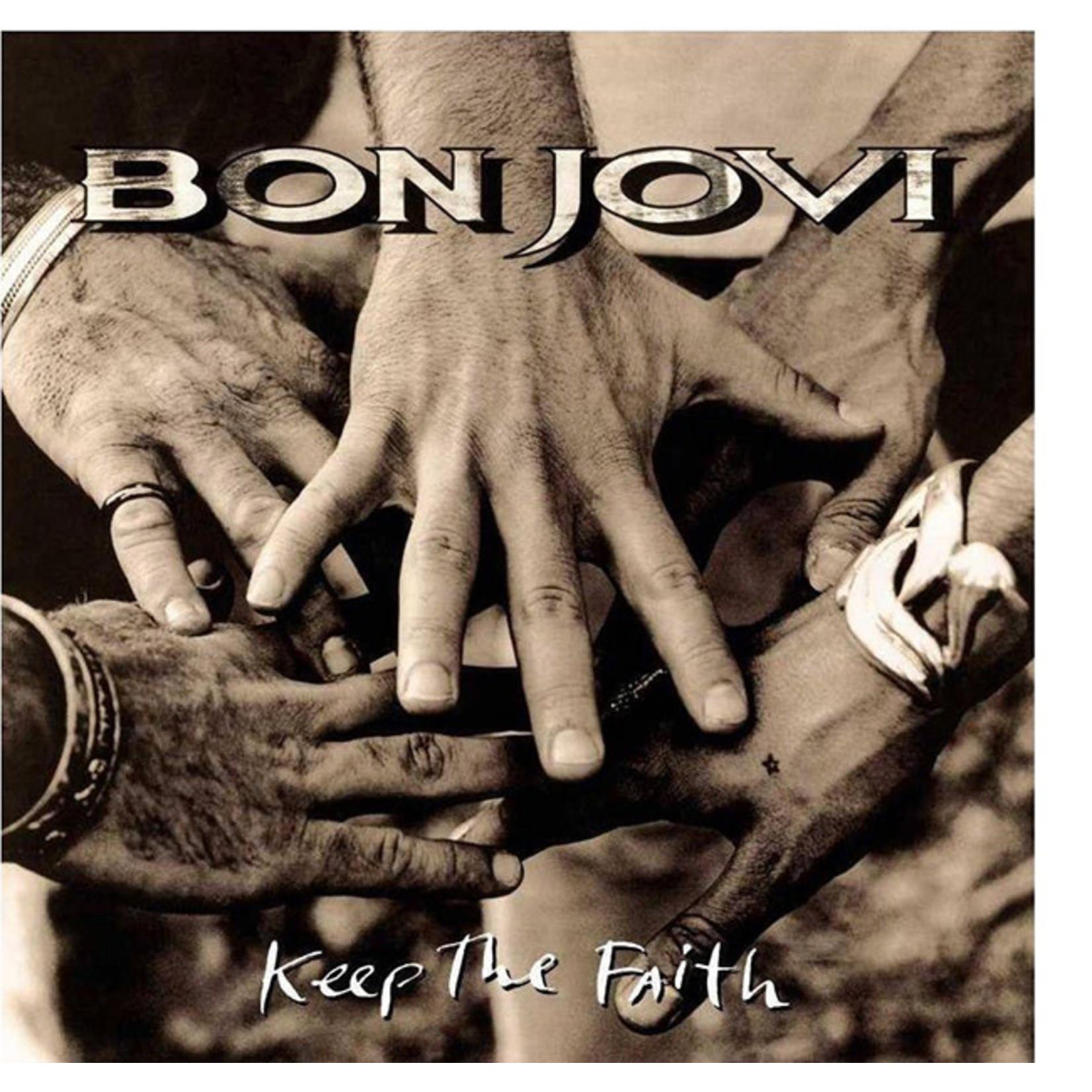 [New] Bon Jovi: Keep The Faith (2LP)