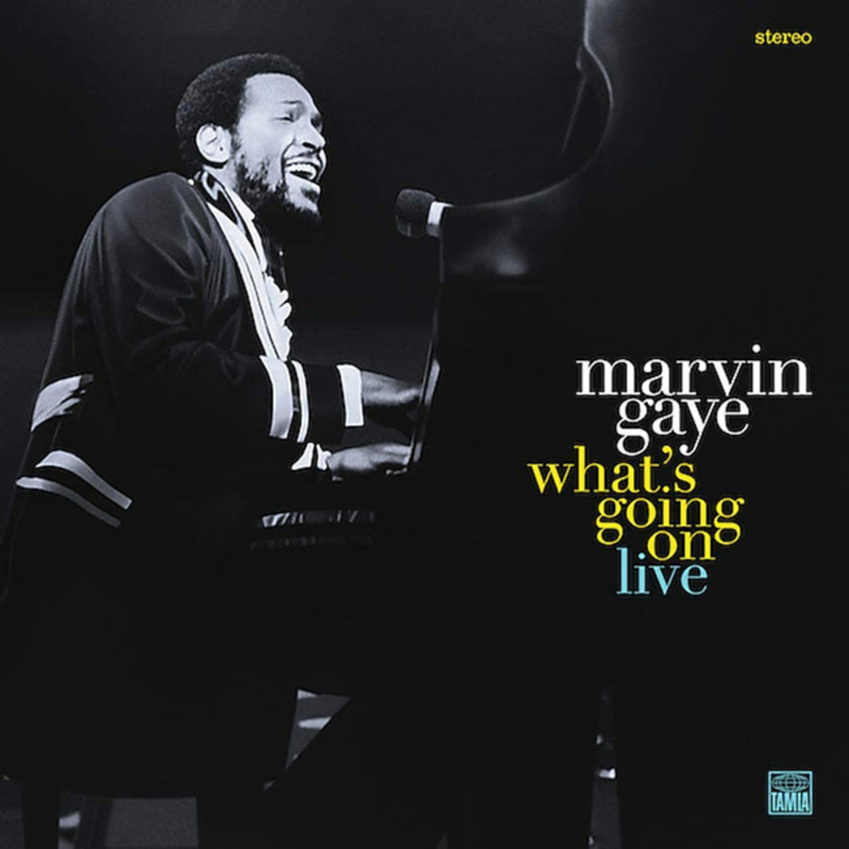 [New] Gaye, Marvin: What's Going On Live (2LP)