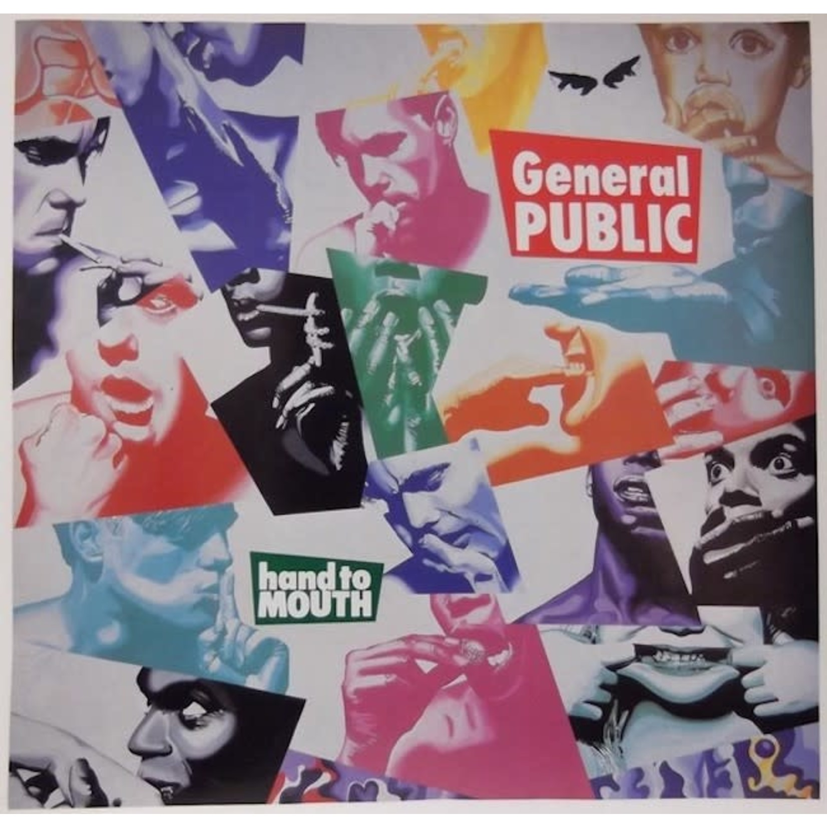 [Vintage] General Public: Hand to Mouth