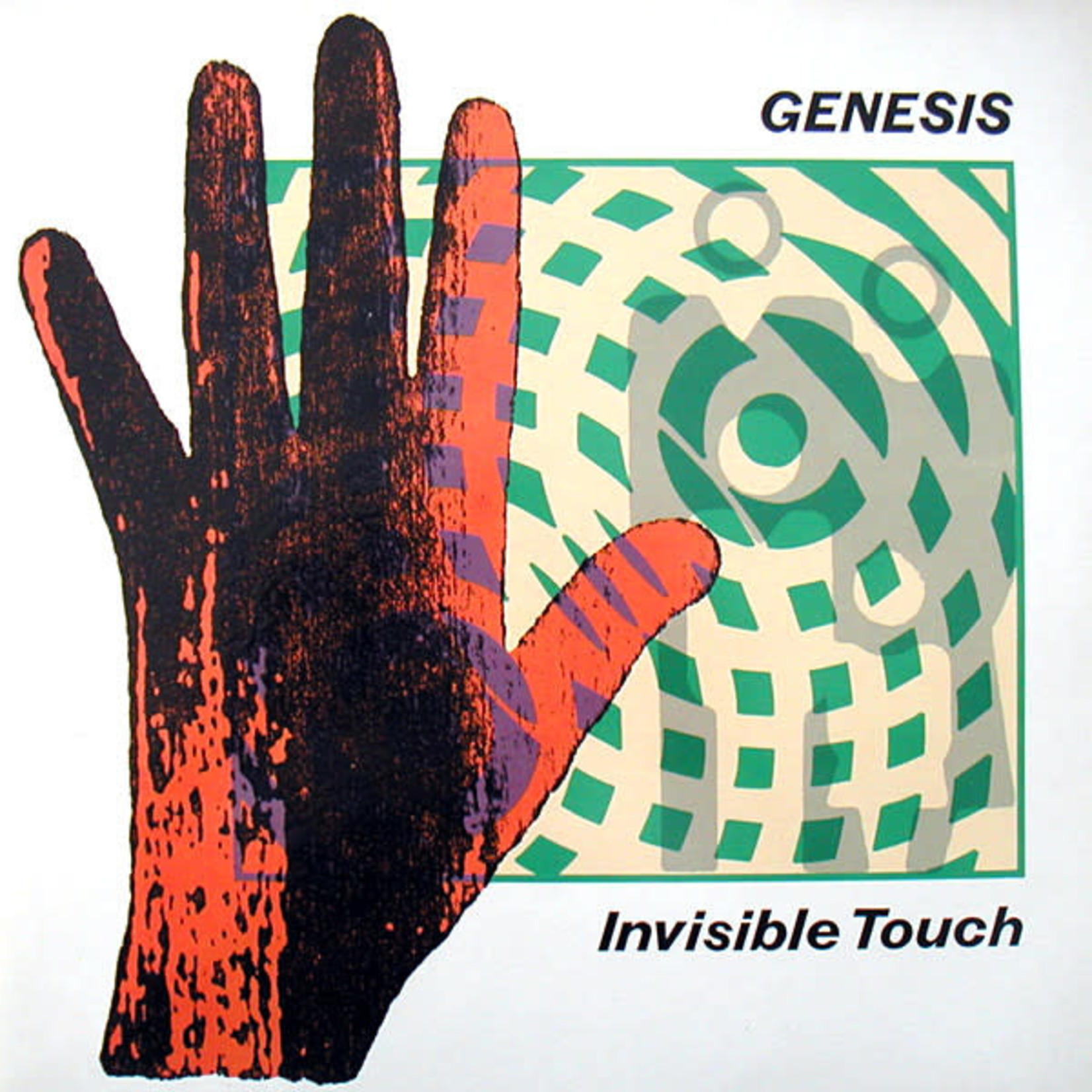 [Vintage] Genesis: Invisible Touch