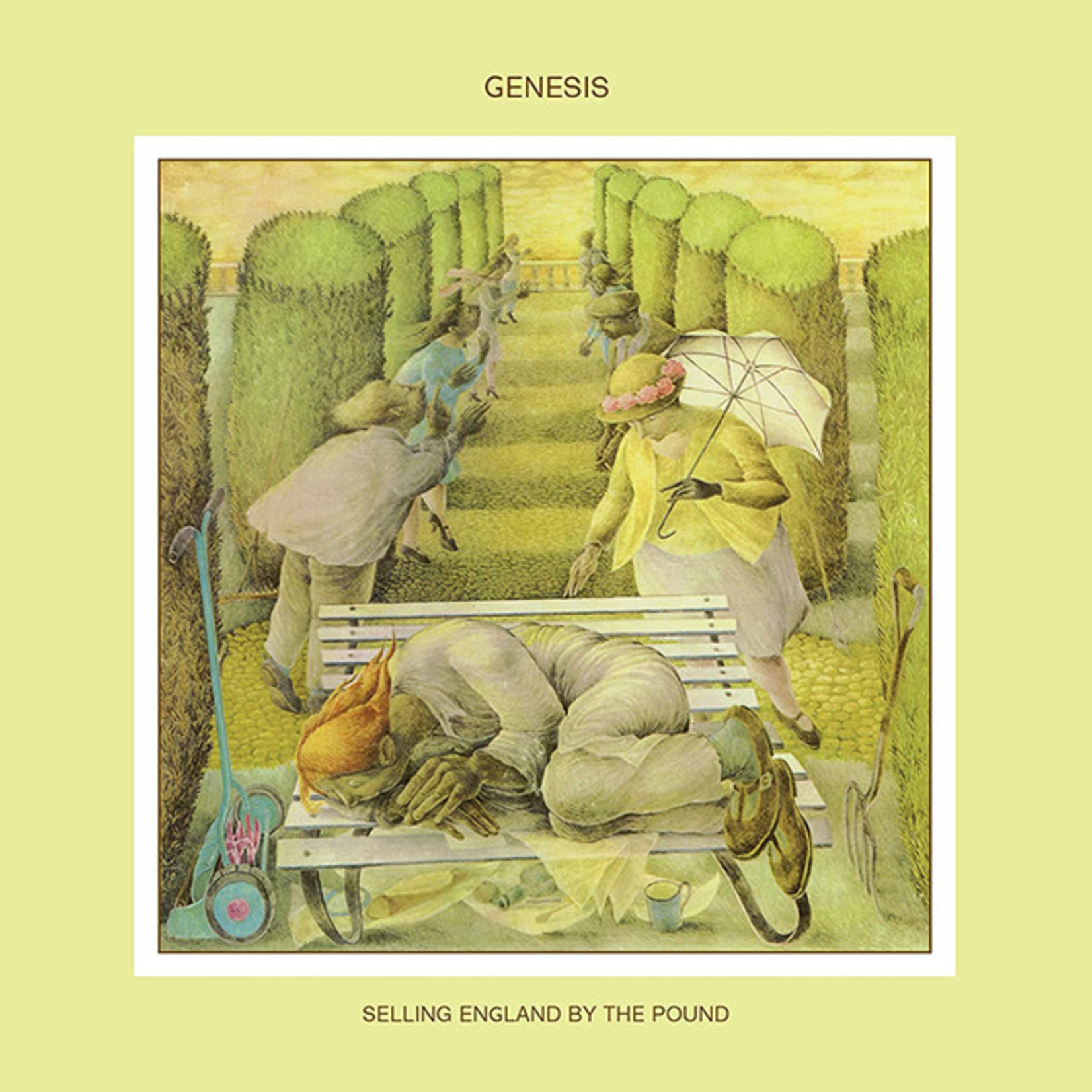 [New] Genesis: Selling England By The Pound (half-speed remaster)