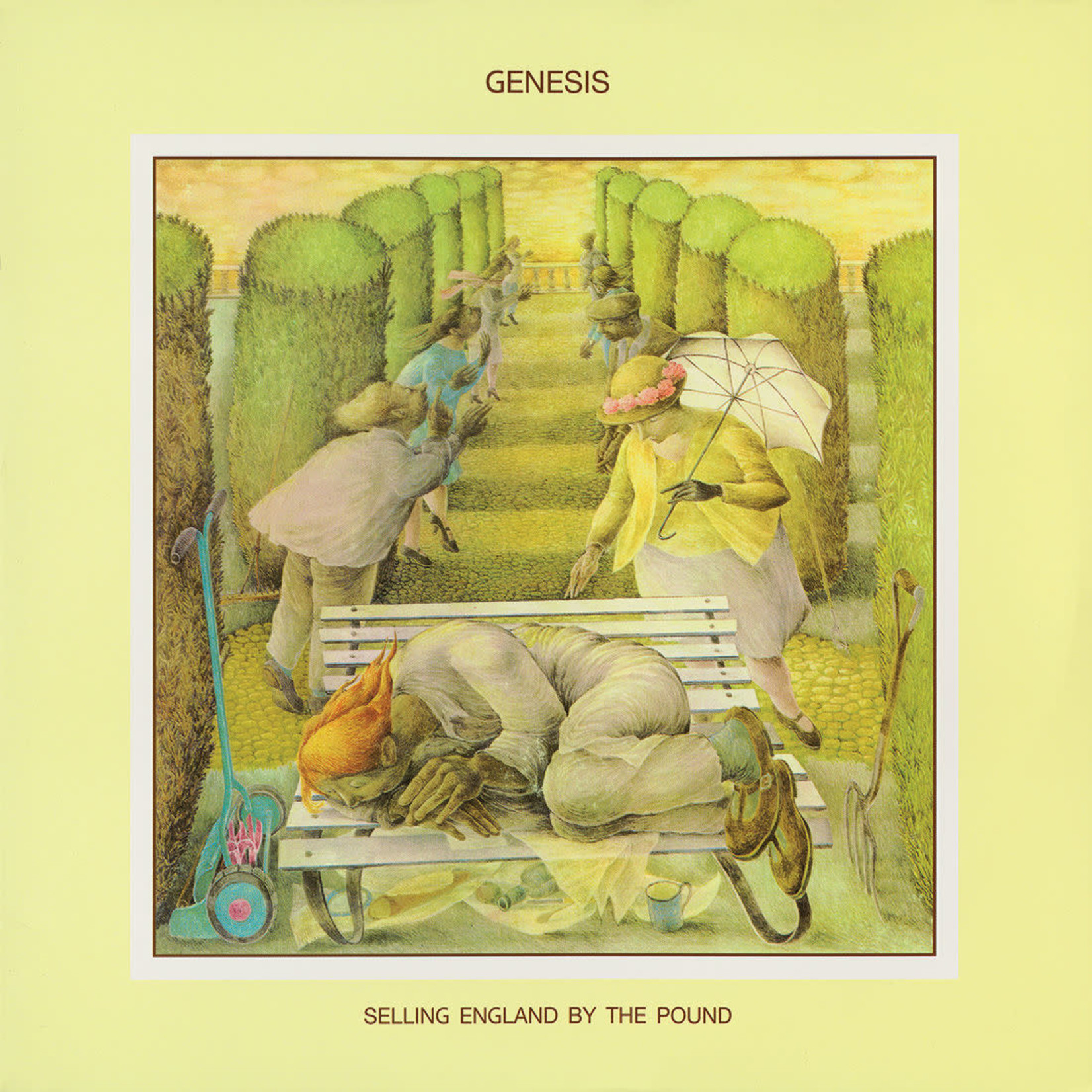 [Vintage] Genesis: Selling England by the Pound