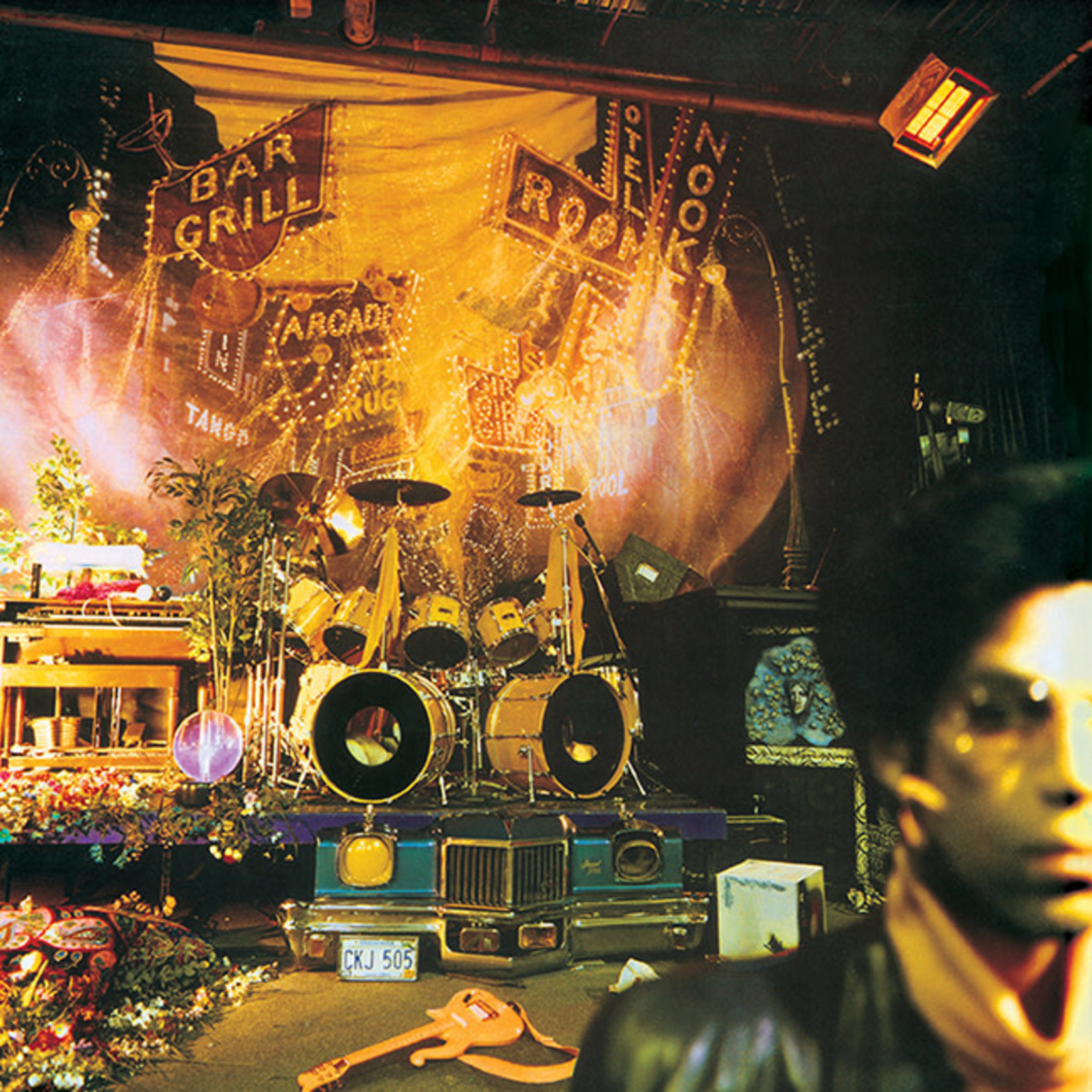 [New] Prince: Sign O' The Times (picture disc) (2LP)